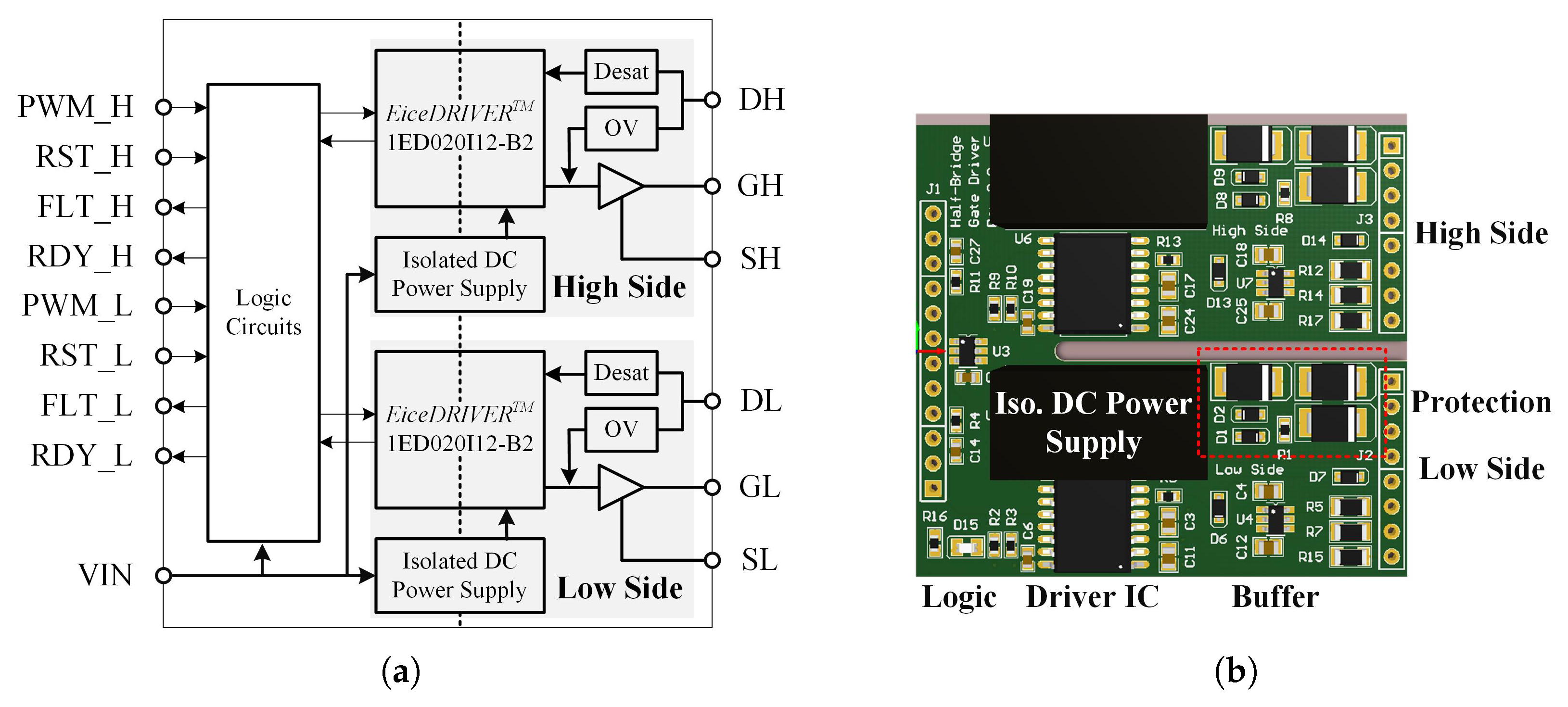 nexus 4 circuit diagram energies free full text comparative design of gate drivers  comparative design of gate drivers