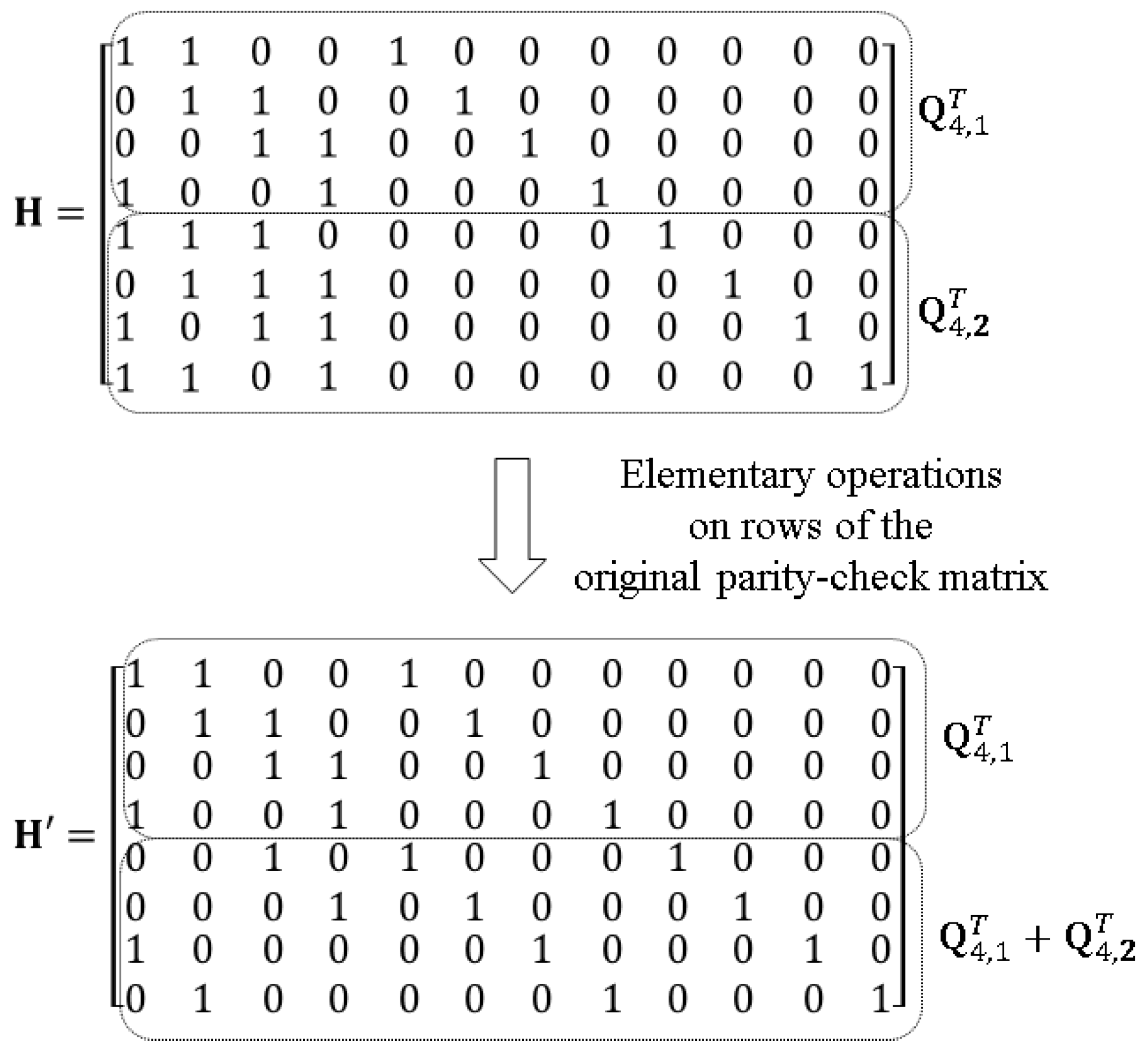 Entropy Free Full Text New Binary Locally Repairable Codes With
