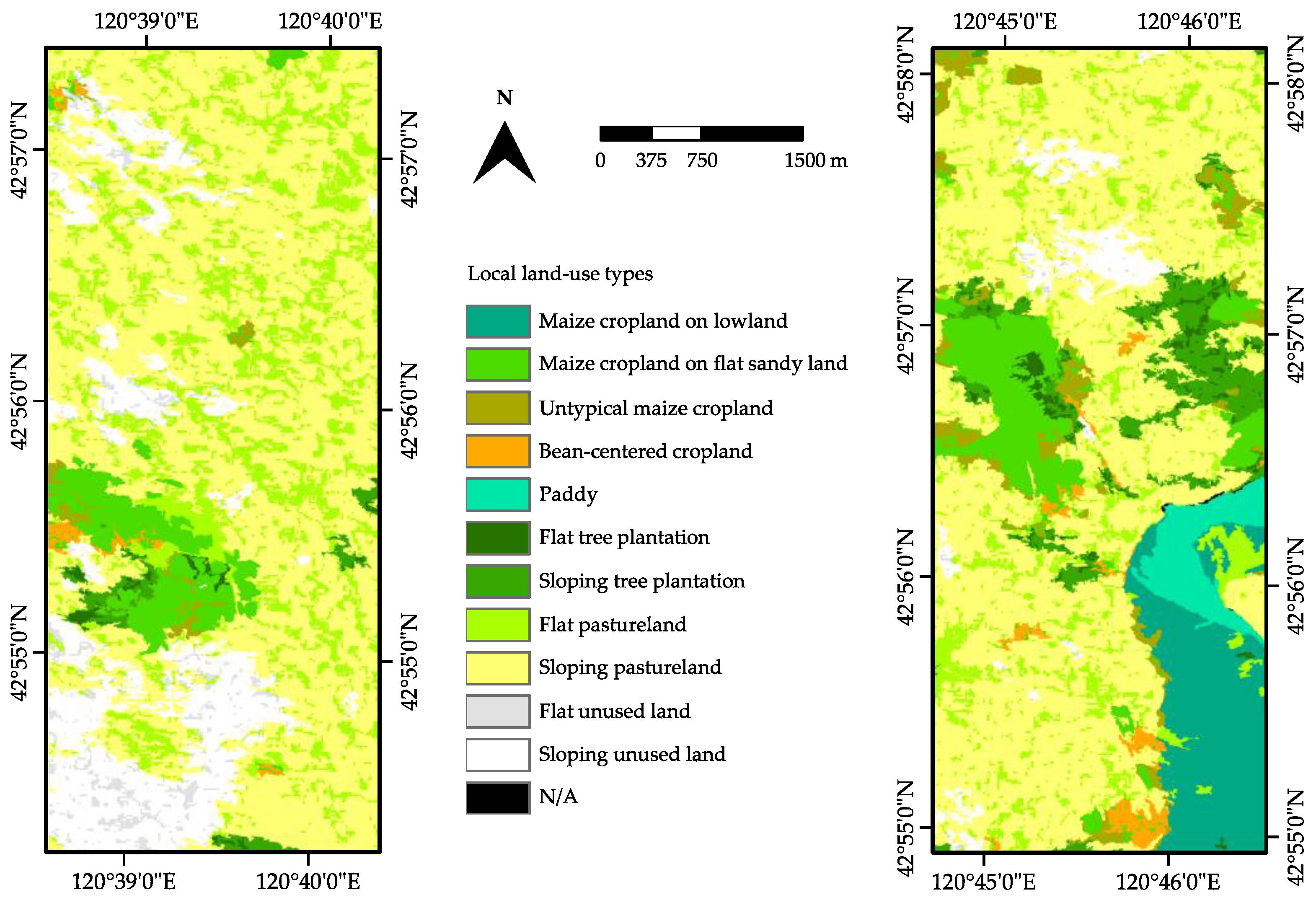 fao land use classification system pdf