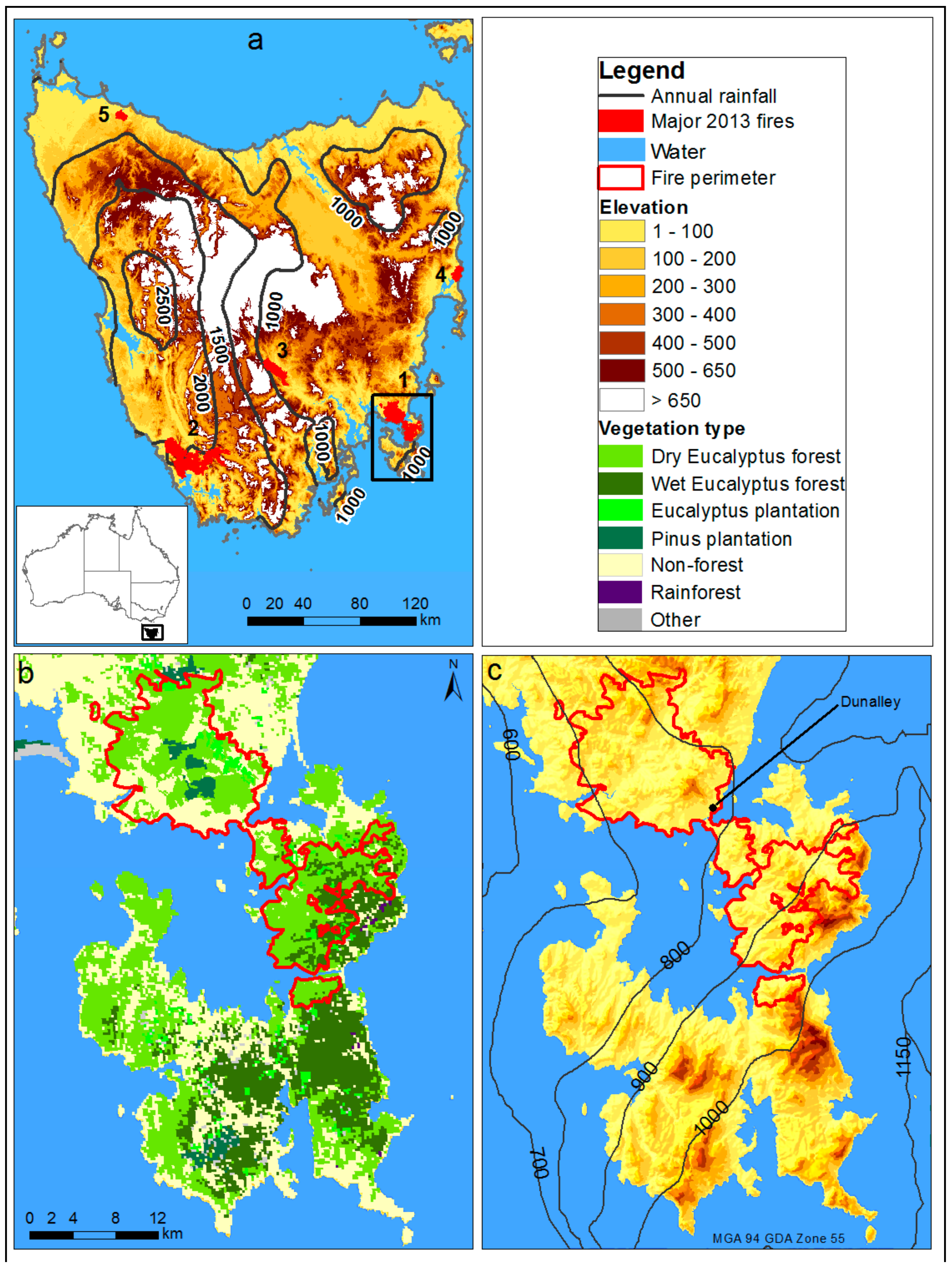 Fire | Free Full-Text | Geographic Patterns of Fire Severity ...