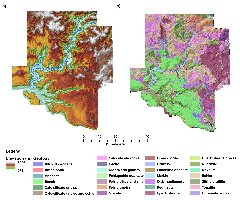 Natural Resource Conservation Soil Survey