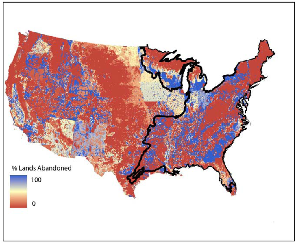 Forests Free FullText Harvesting Carbon From Eastern US - Us forest biomass map