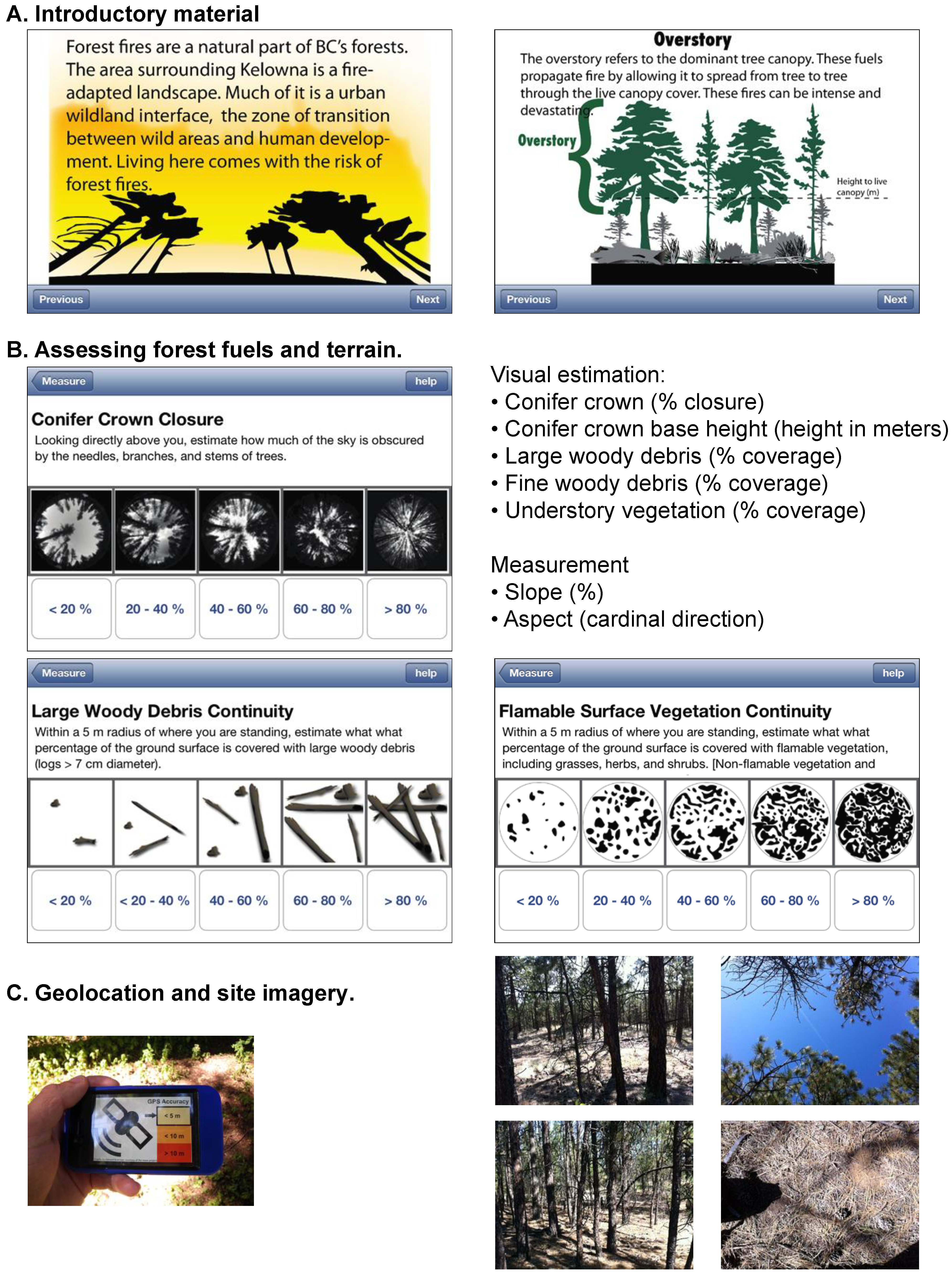 Forests | Free Full-Text | An Exploratory Assessment of a
