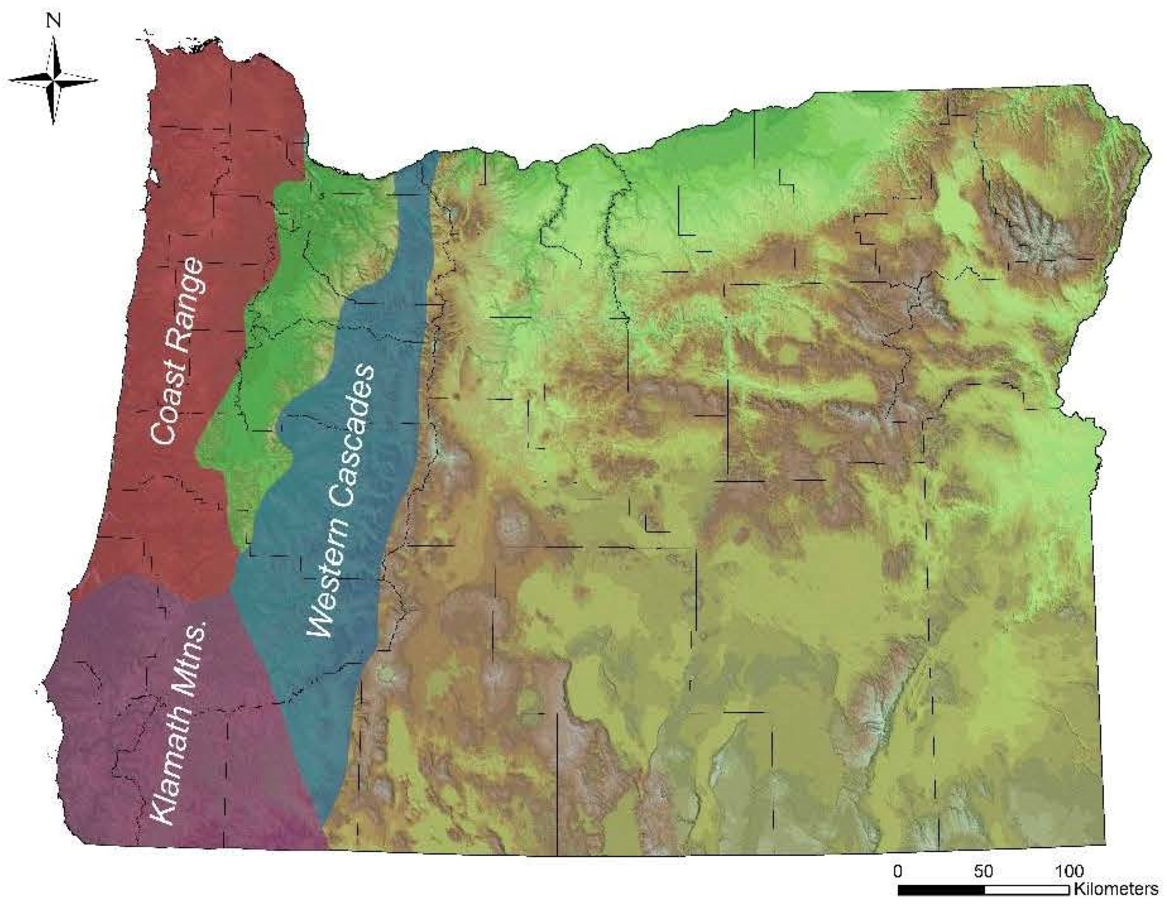 Forests Free FullText Swiss Needle Cast in Western Oregon