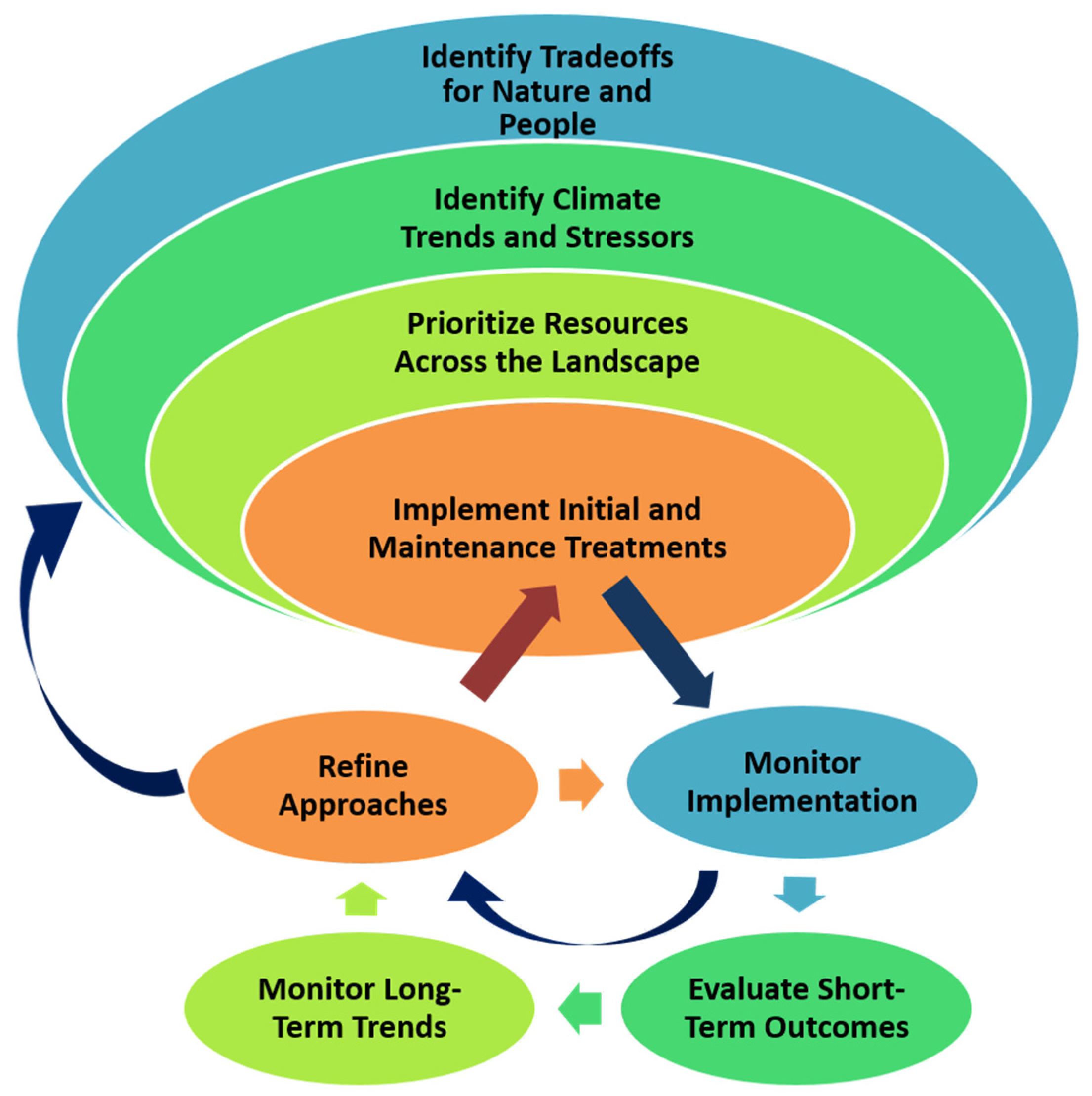 an analysis of the maintaining and management of oregon forests Author's personal copy a spatial analysis of forest management and its contribution to maintaining the extent of shrubland habitat in southern new england, united states.