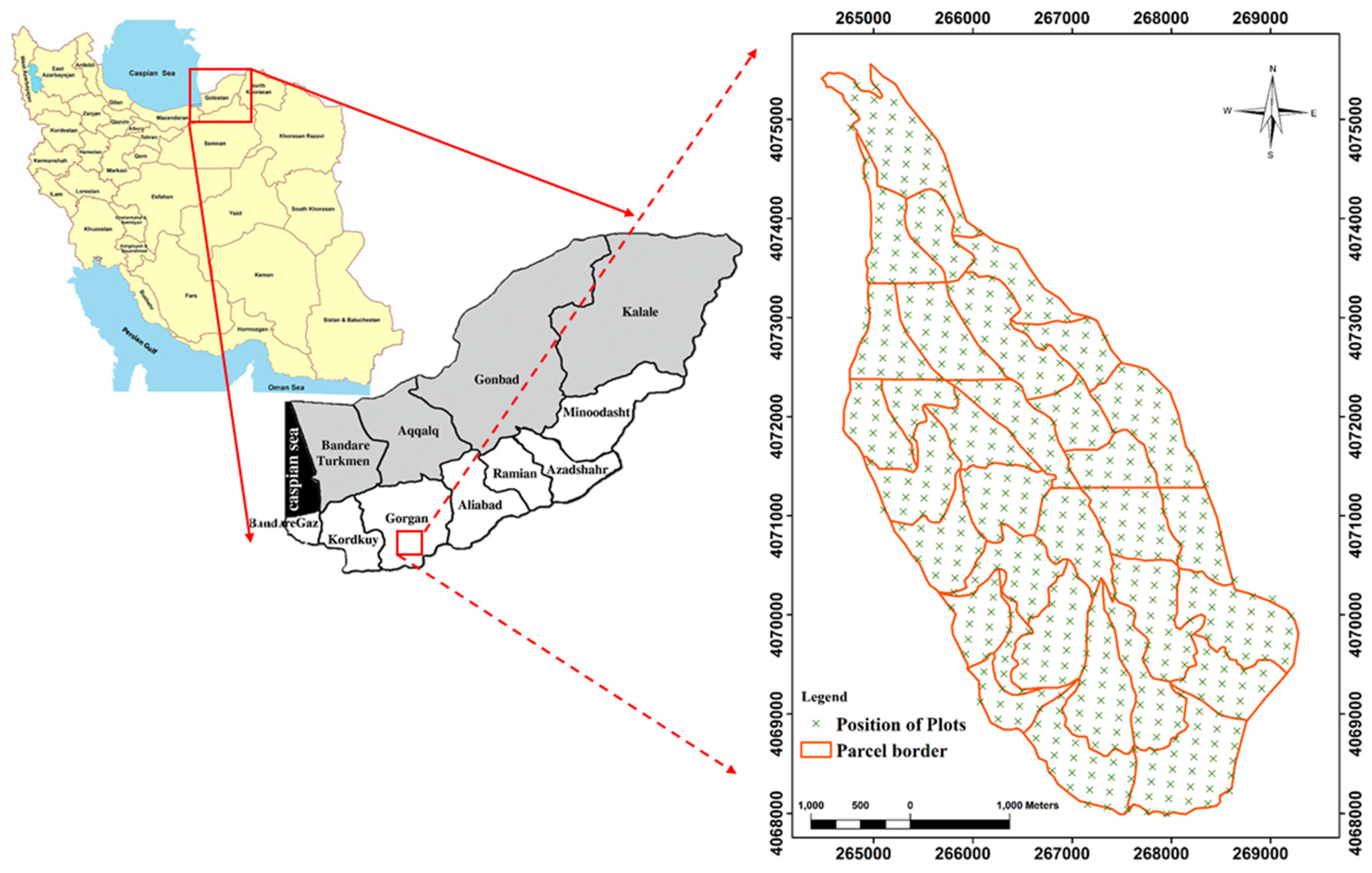Forests Free FullText Prediction Of Dominant Forest Tree - Map 1213 us 40 west cambridge city in