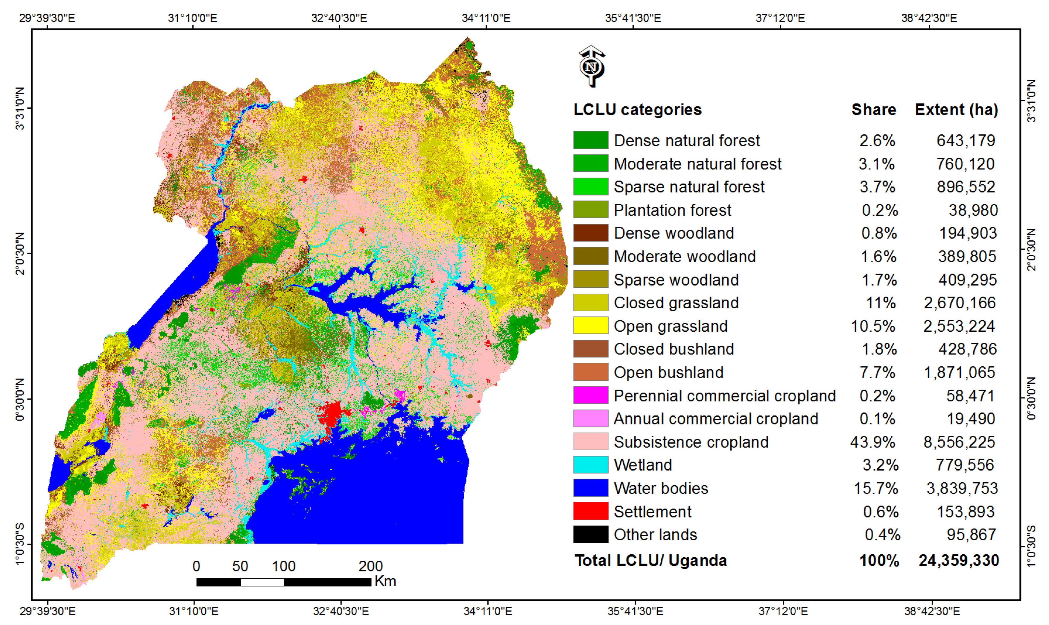 Forests free full text soil erosion risk assessment in for Natural resources soil information