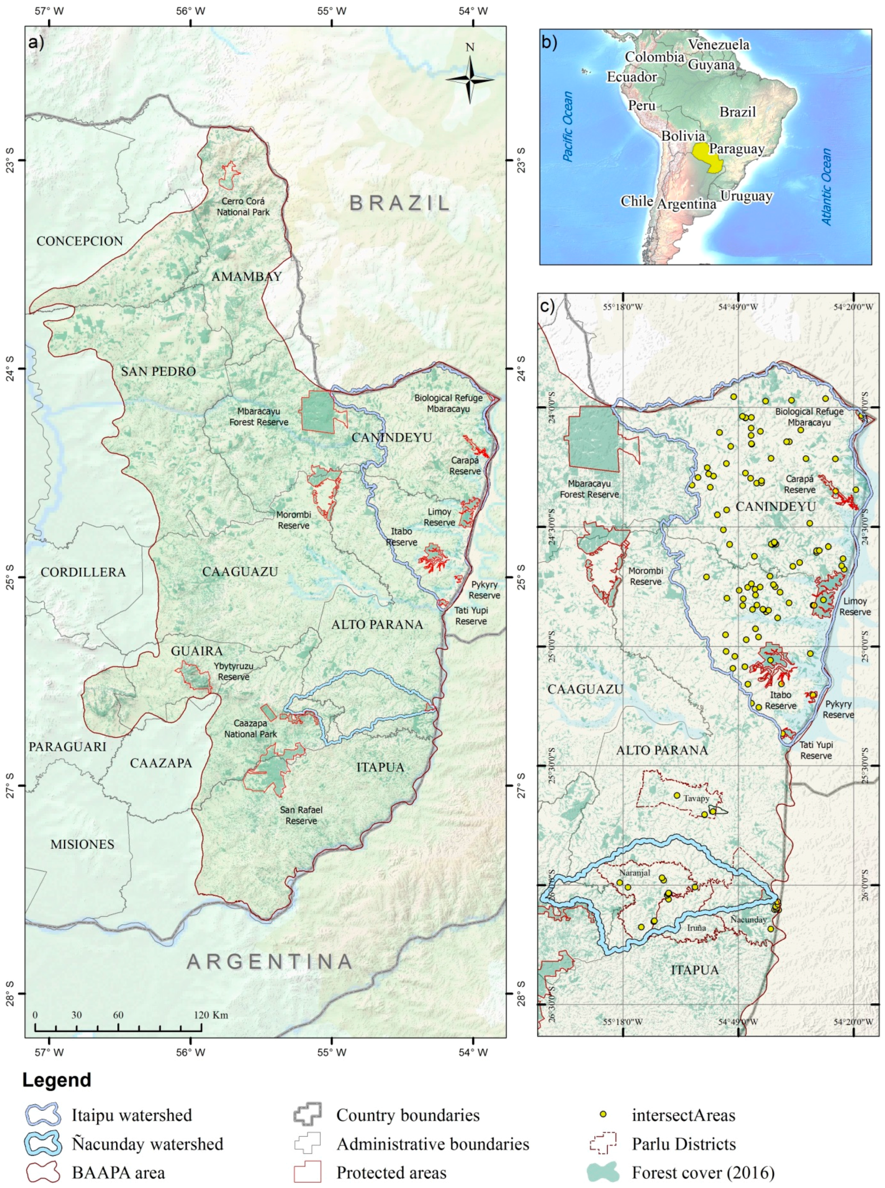 Forests  Free FullText  Assessing Forest Cover Dynamics and