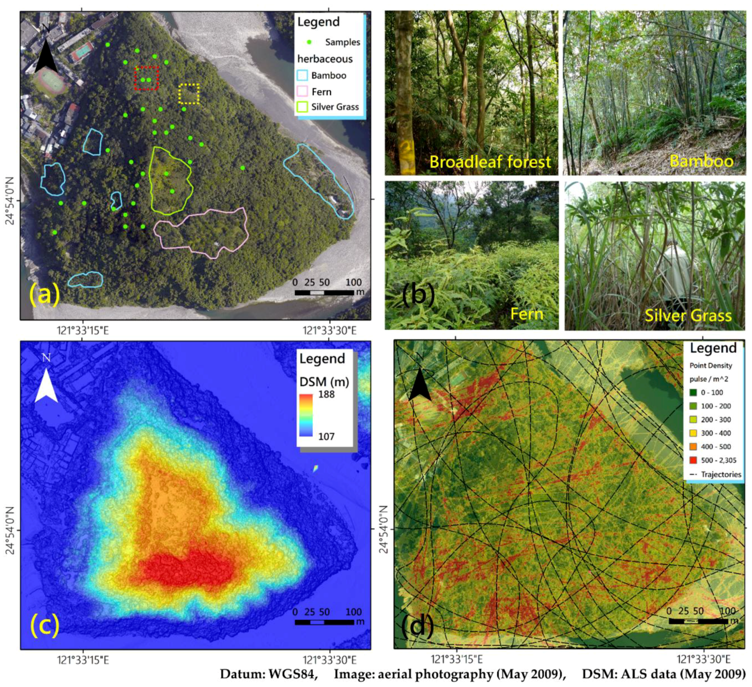 Forests | Free Full-Text | Estimating Stand Density in a