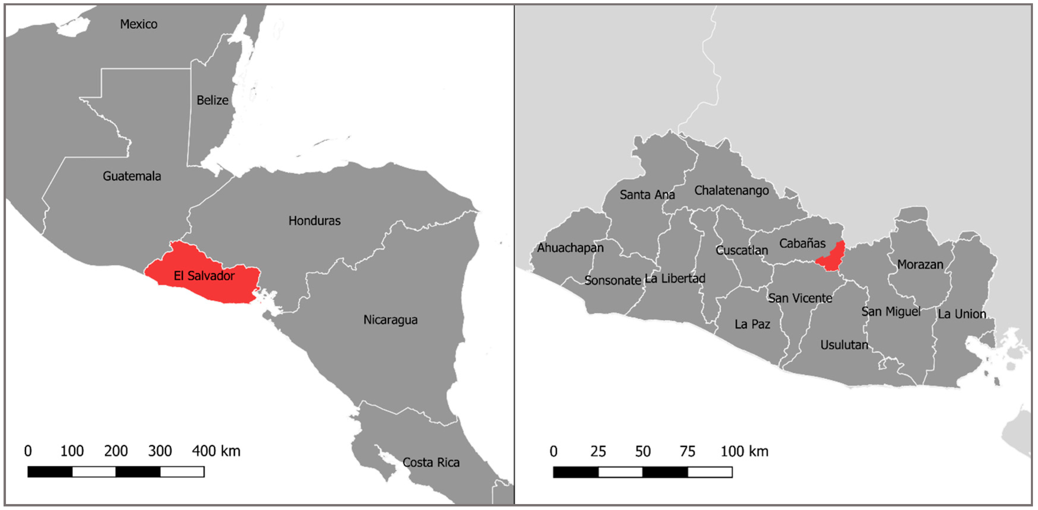 Forests Free Full Text The Agroforestry Heritage System Of Sabana De Morro In El Salvador Html