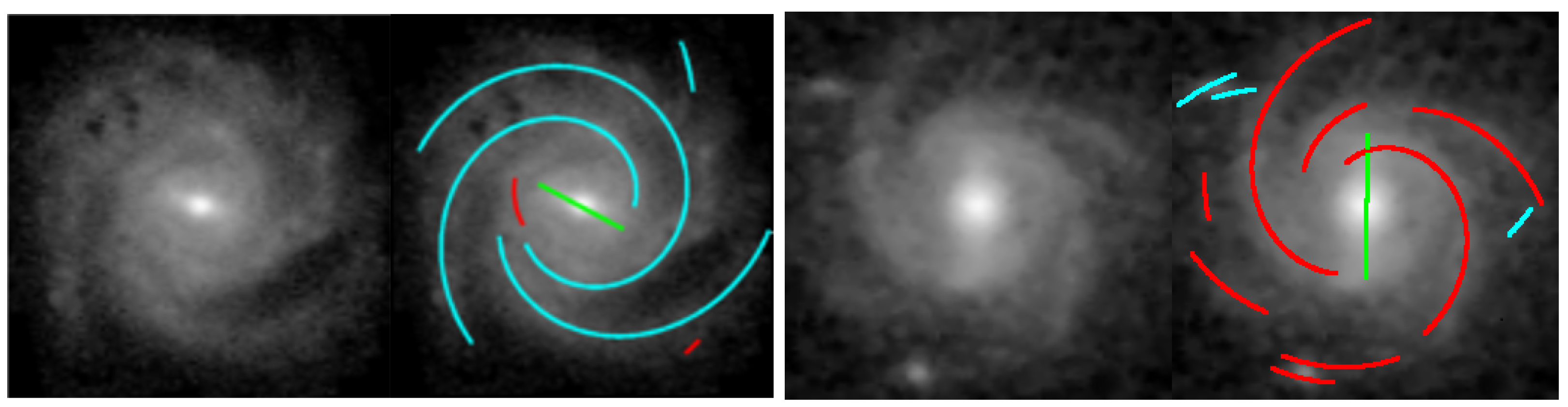 Galaxies | Free Full-Text | SpArcFiRe: Enhancing Spiral Galaxy