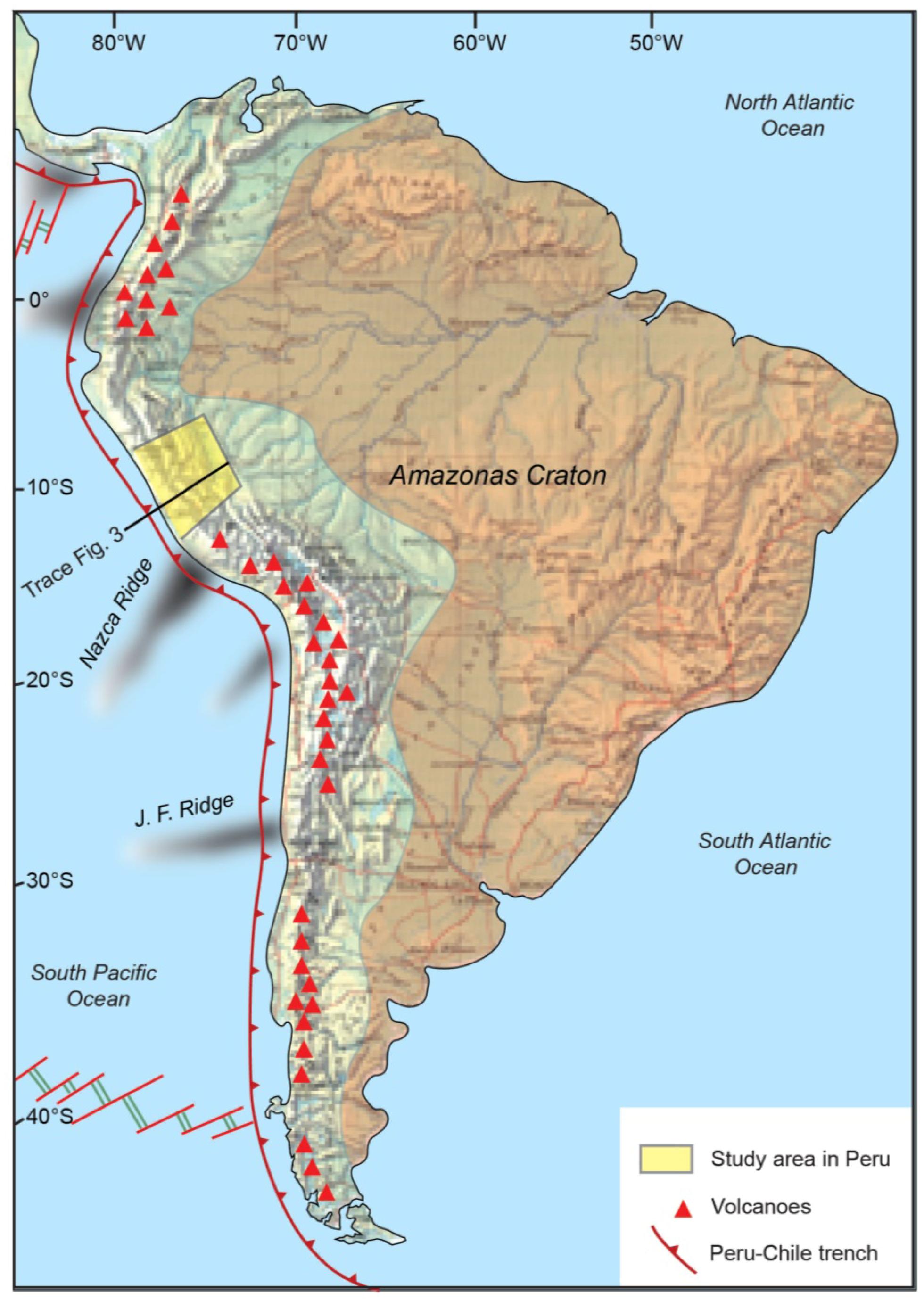 Geosciences | Free Full-Text | Mesozoic–Cenozoic Evolution ...