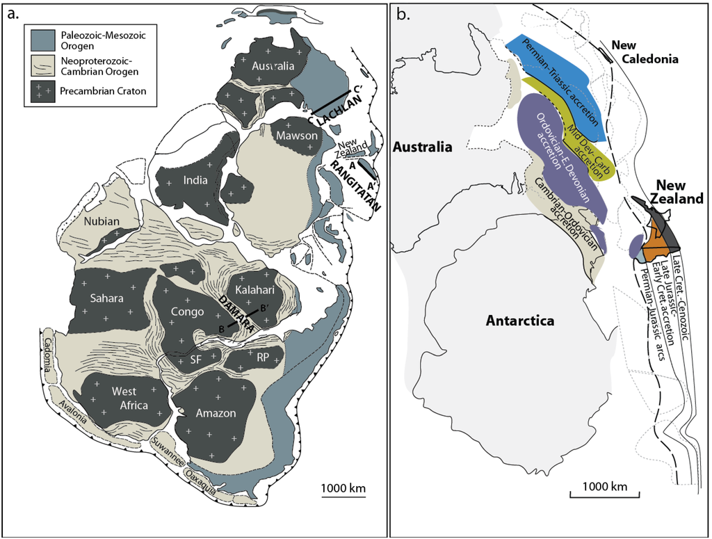Geosciences | Free Full-Text | Continental Growth and