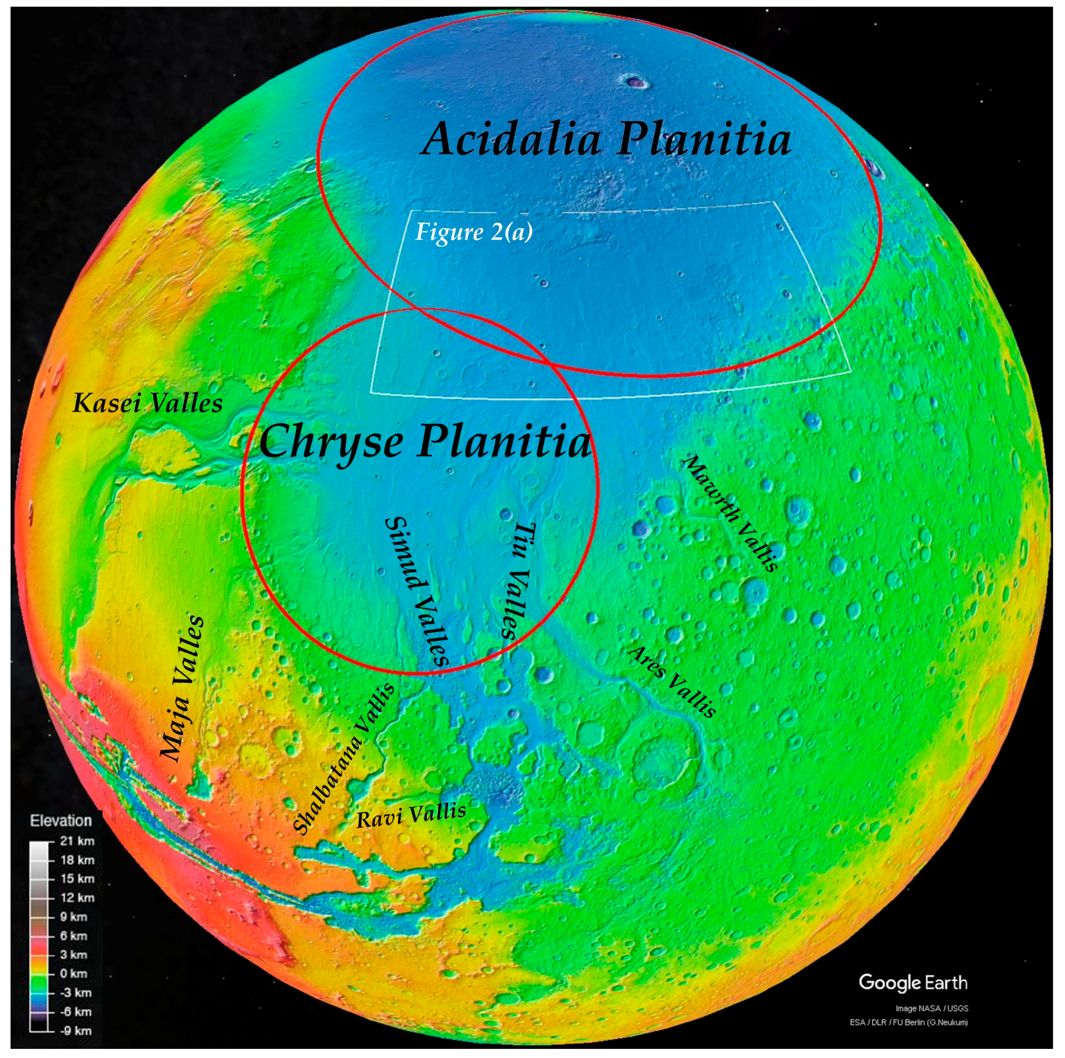 Geosciences | Free Full-Text | High-Resolution Topographic Analyses
