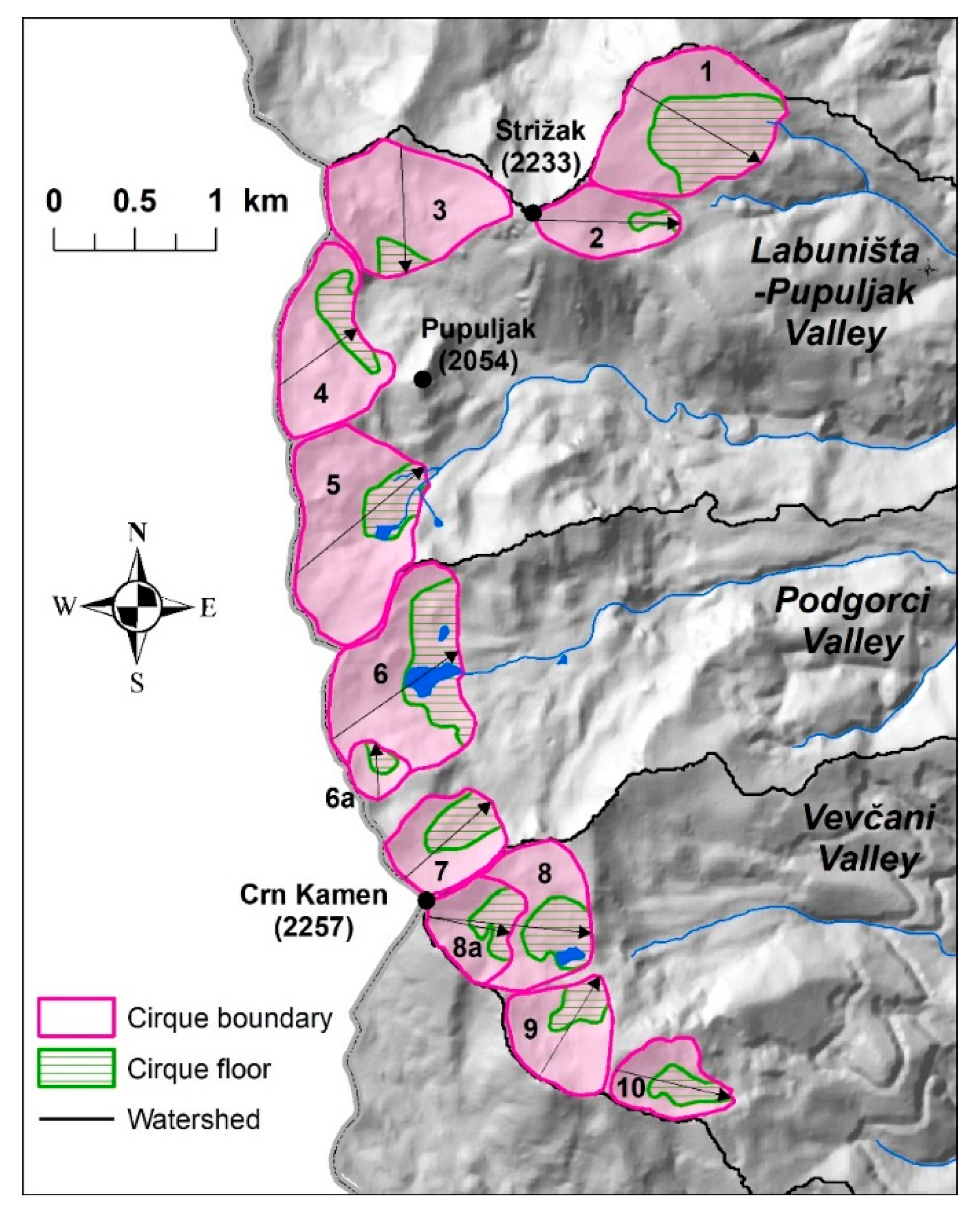 Geosciences | Free Full-Text | Glacial Geomorphology and