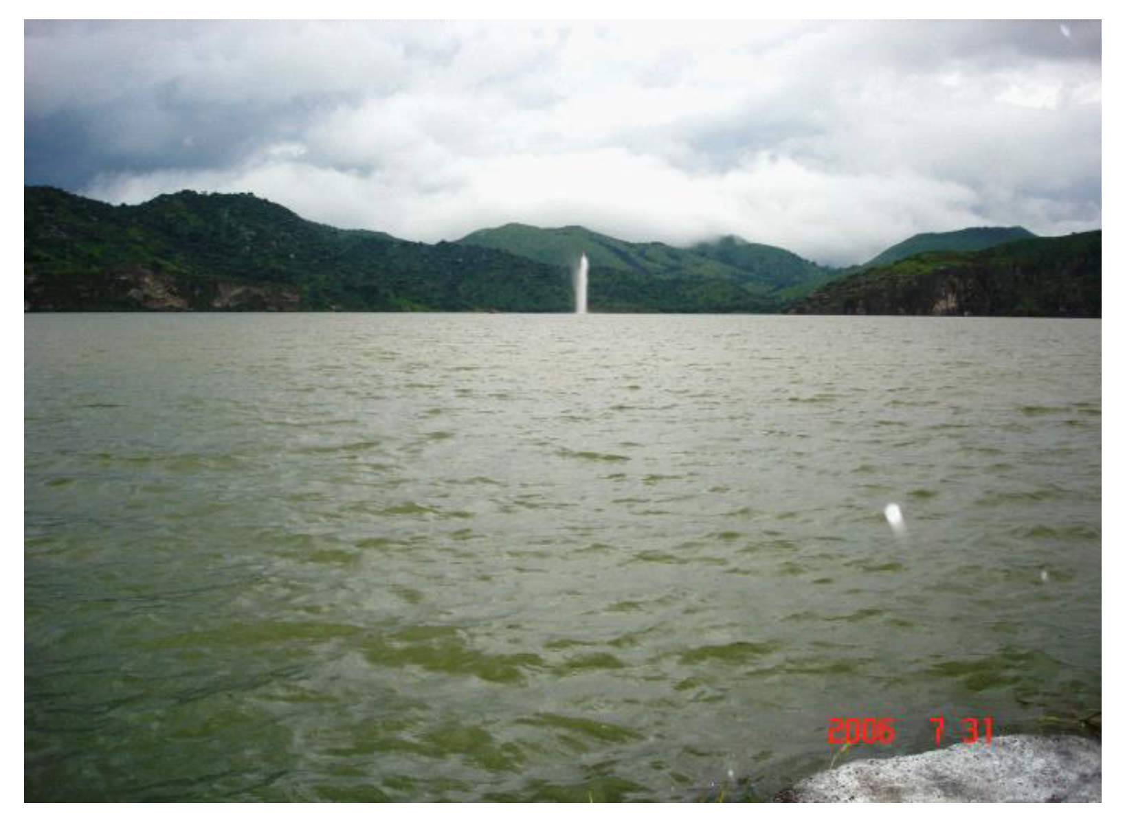 Geosciences | Free Full-Text | Lake Nyos, a Multirisk and