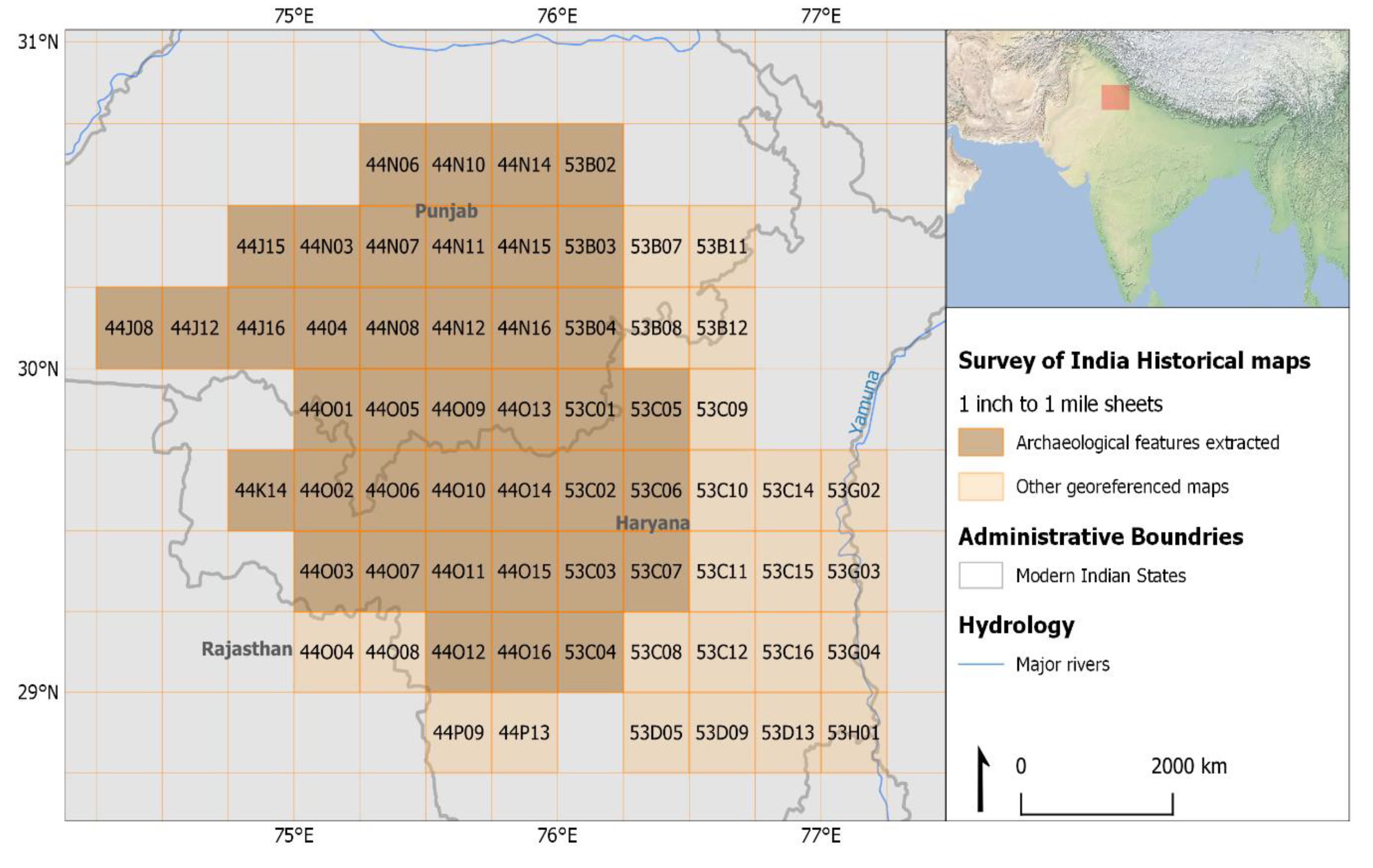 Geosciences | Free Full-Text | Mapping Archaeology While