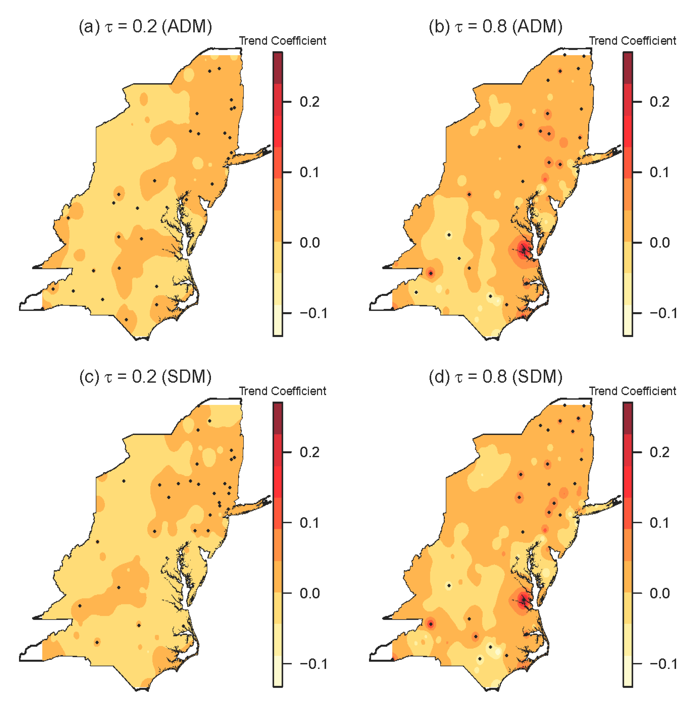 Geosciences | Free Full-Text | Changing Impacts of North
