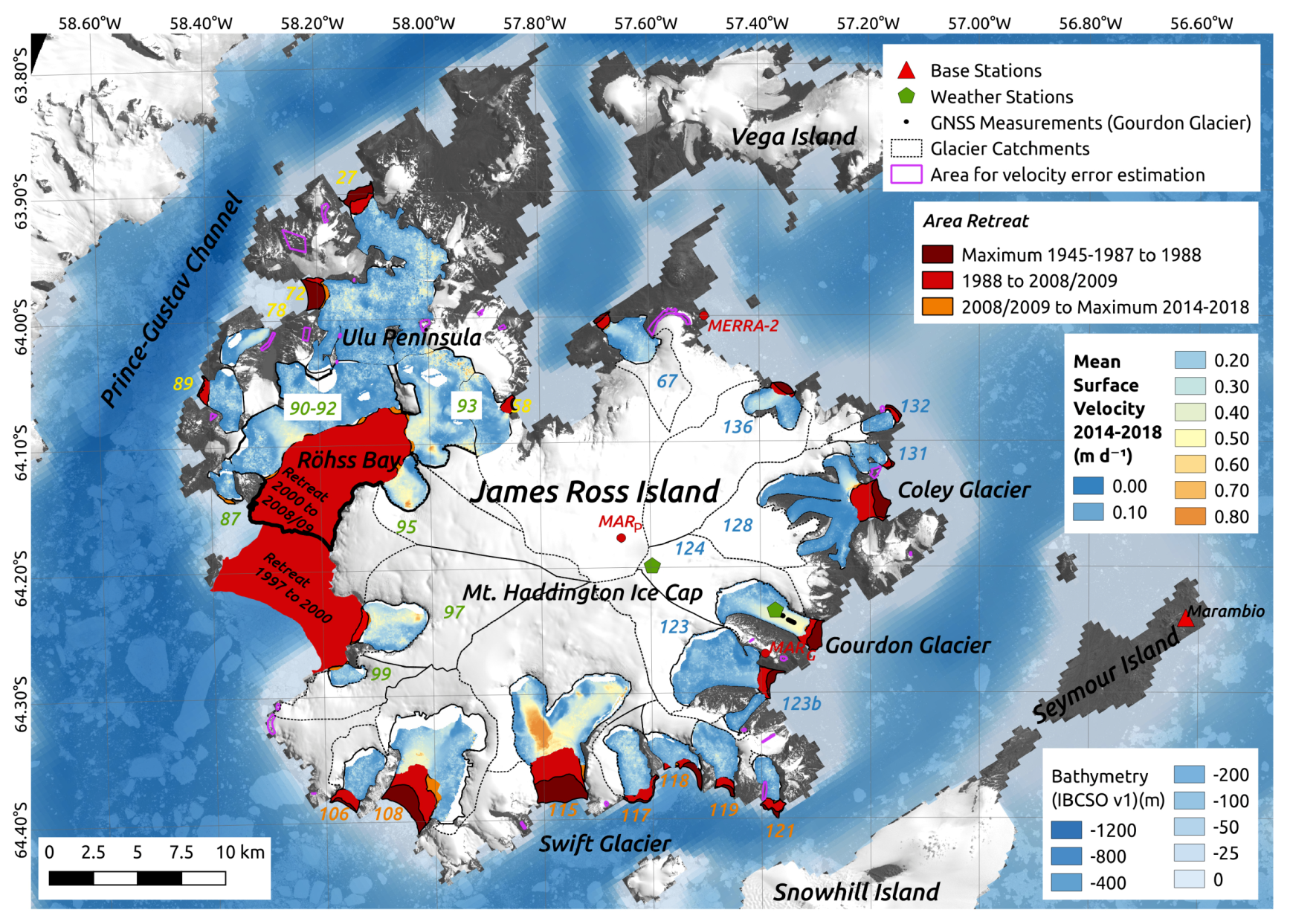 Geosciences | Free Full-Text | Spatial and Temporal
