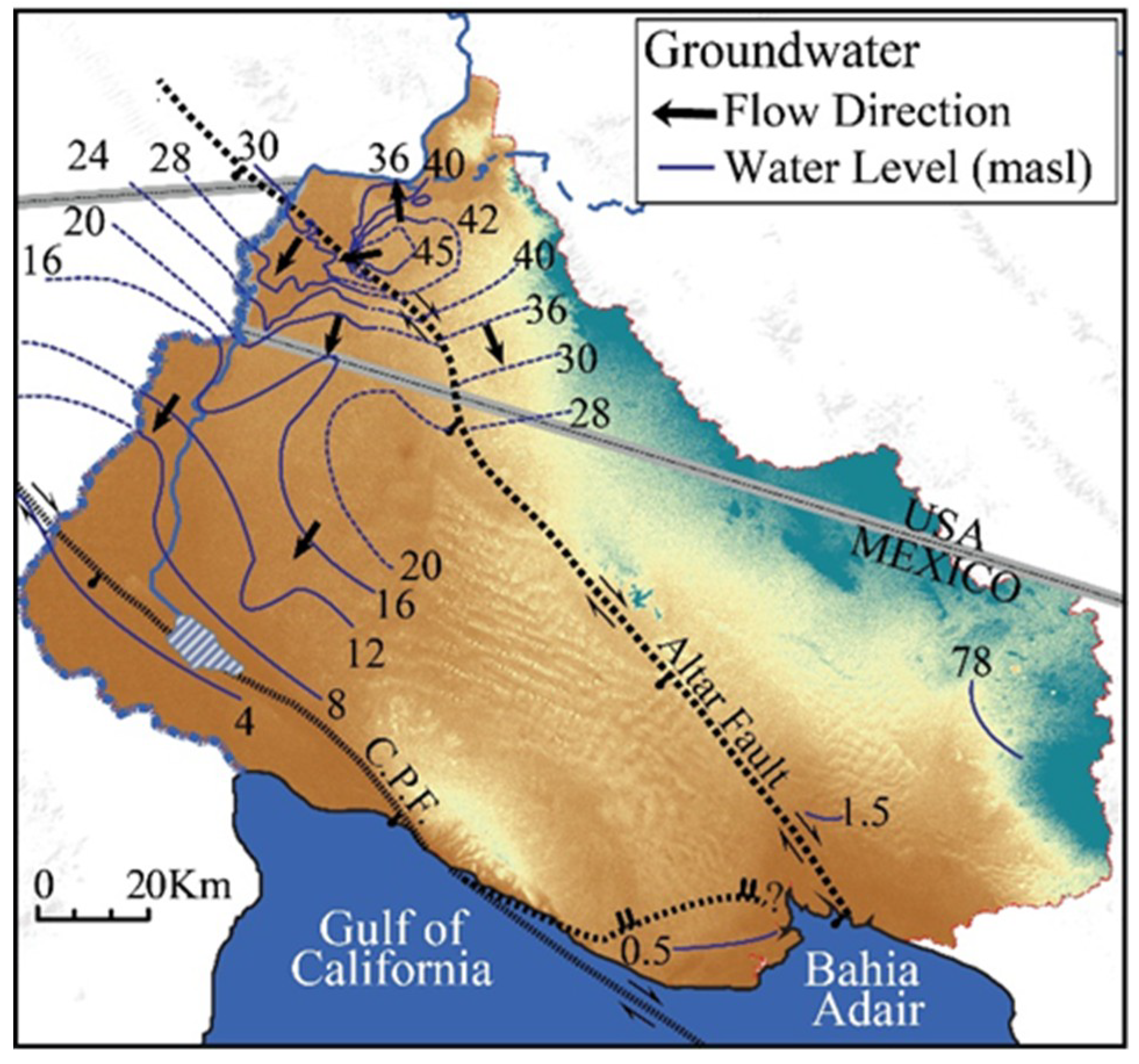 Geosciences | Free Full-Text | Evaluation of Groundwater ...