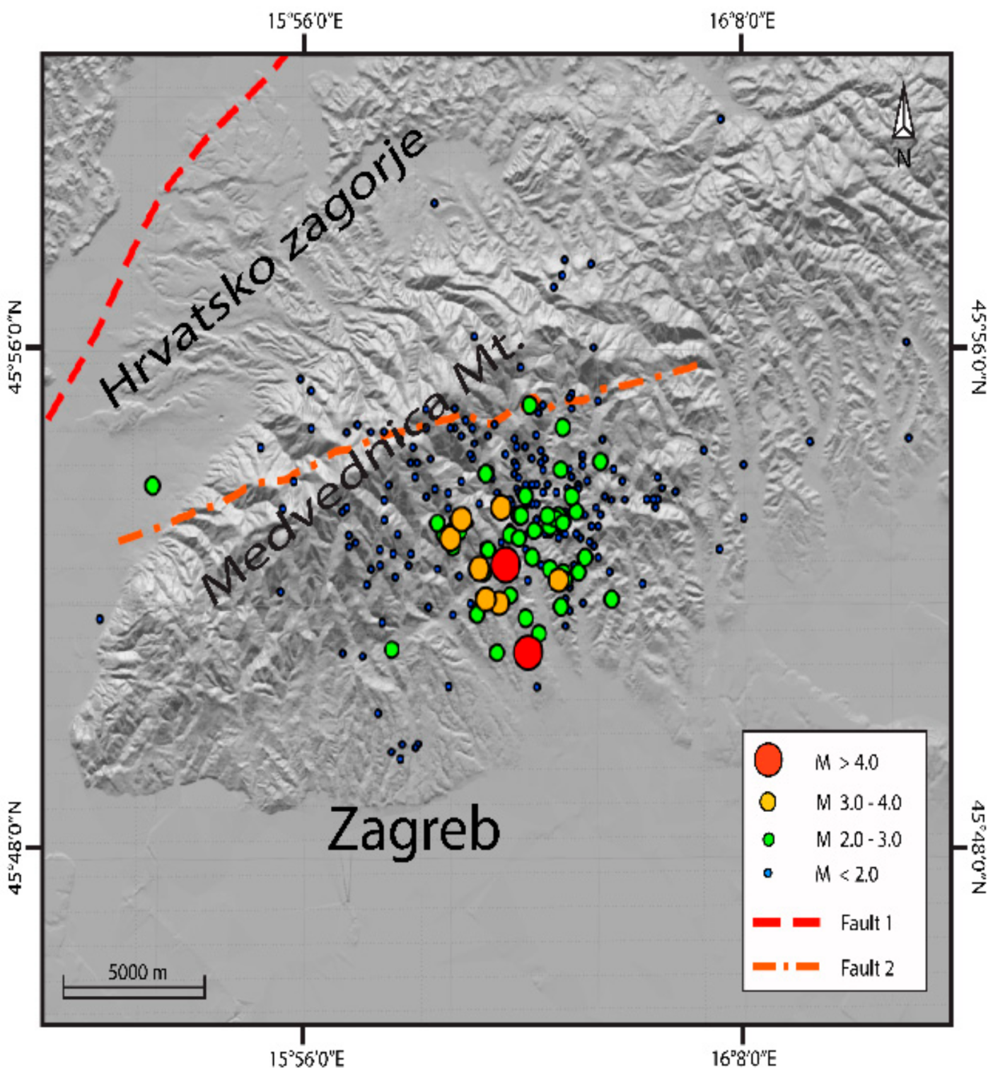 Geosciences Free Full Text The Zagreb Croatia M5 5 Earthquake On 22 March 2020 Html