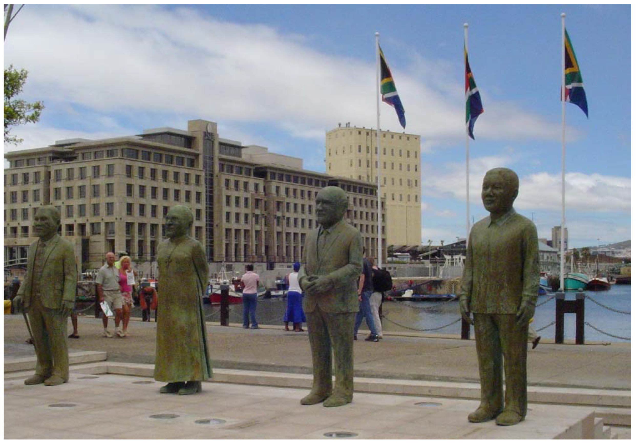South Africa Capital