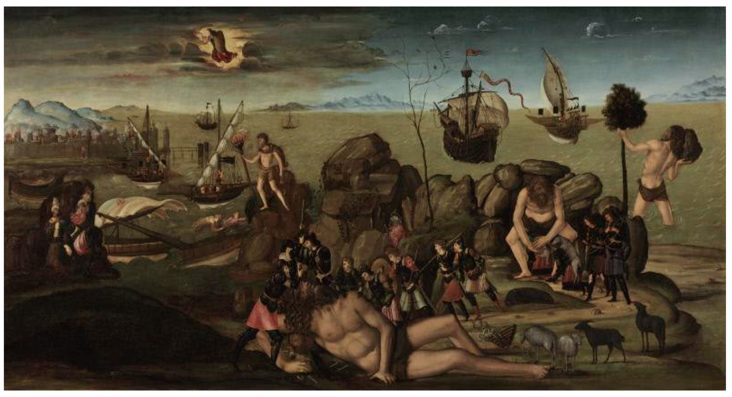 Humanities Free Full Text Odysseus And The Cyclops