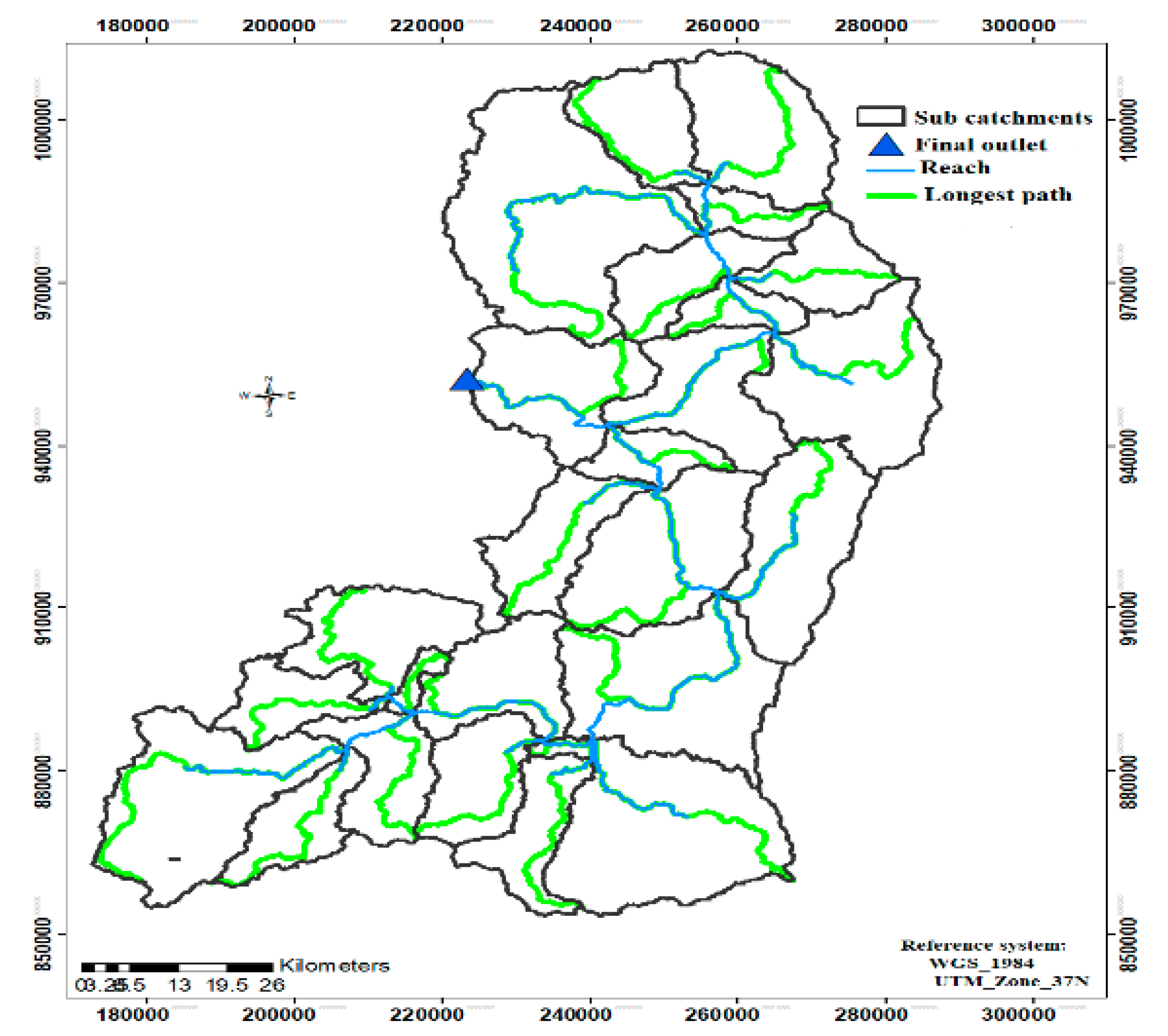 Hydrology   Free Full-Text   Effect of Land Use Land Cover and