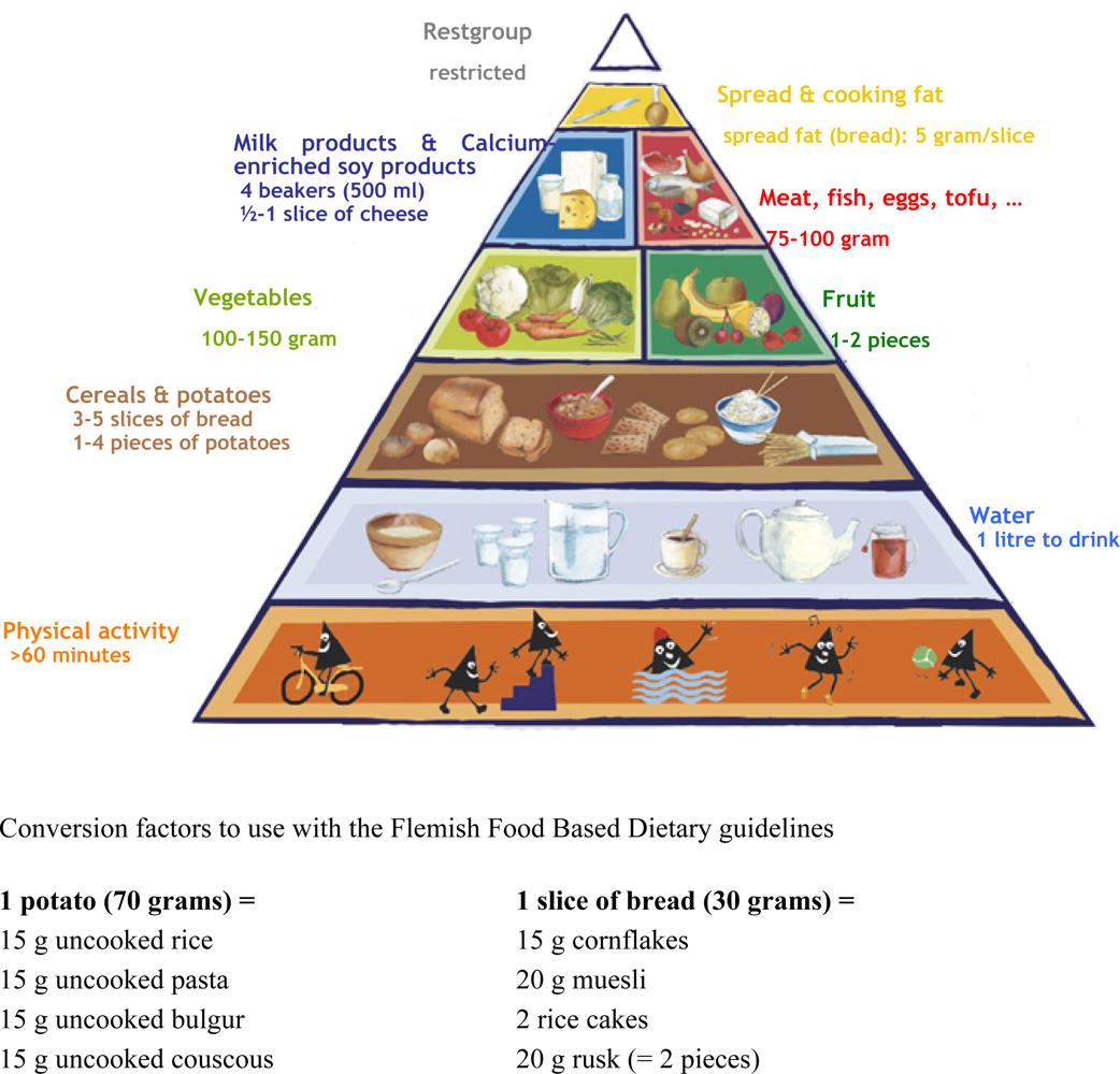 Kids Daily Food Diet