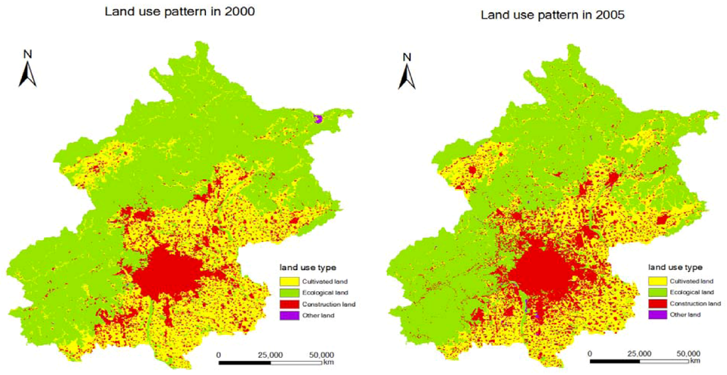 Determinants of land-use change patterns in the Netherlands