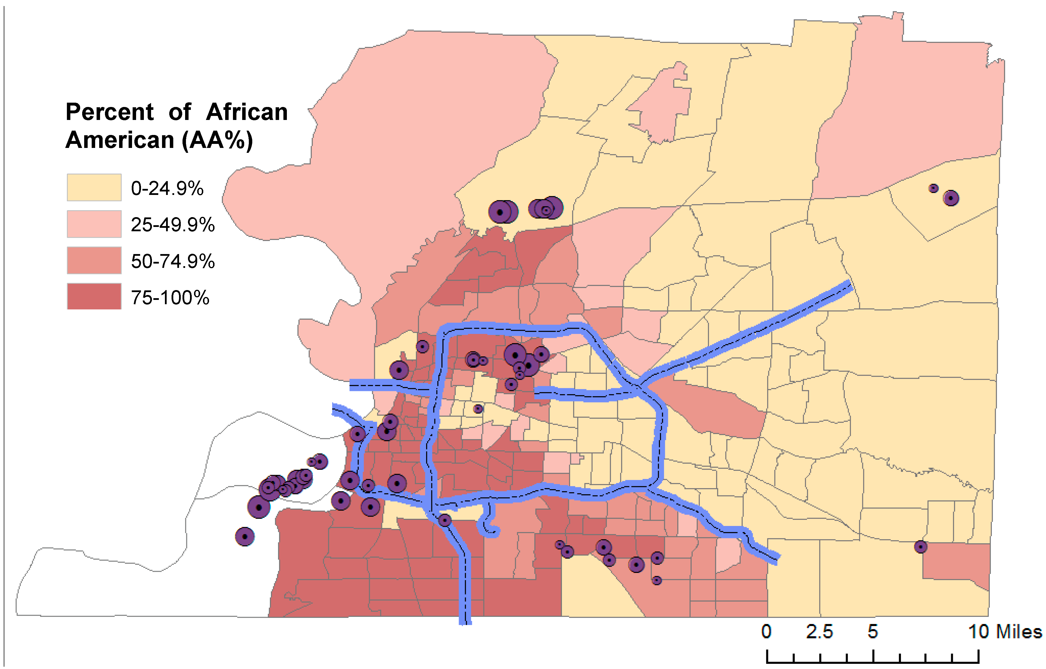 IJERPH   Free Full Text   Relationship of Racial Composition and