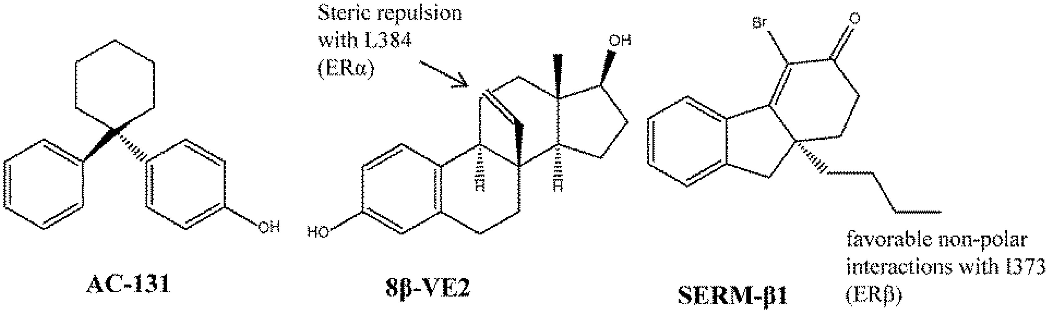 repulsions in case of a chemical compound