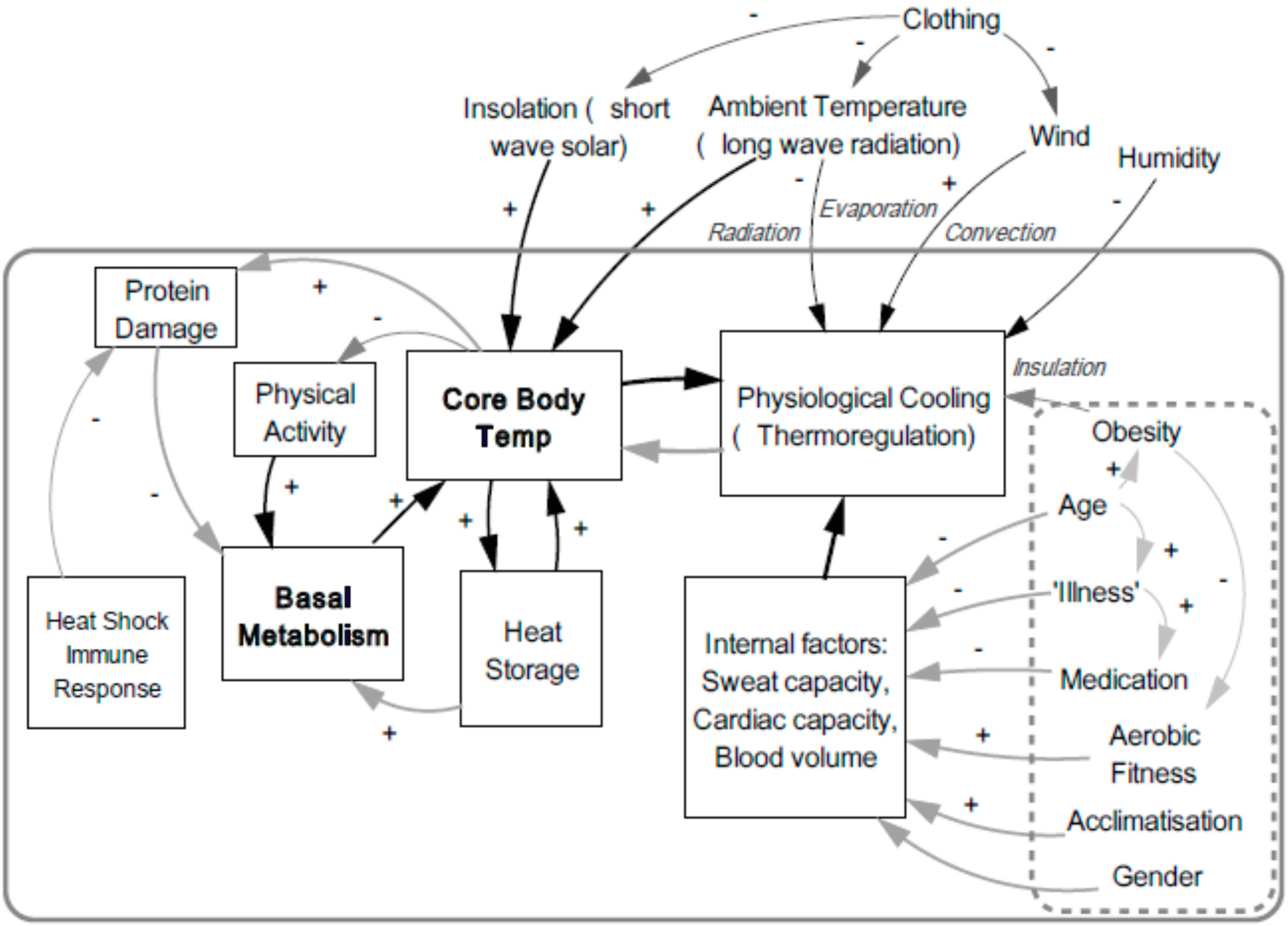 IJERPH | Free Full-Text | Limitations to Thermoregulation ...