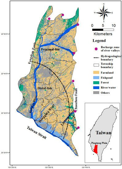 Spatial Analysis of Human Health Risk Due to Arsenic Exposure through Drinking Groundwater in Taiwan's Pingtung Plain