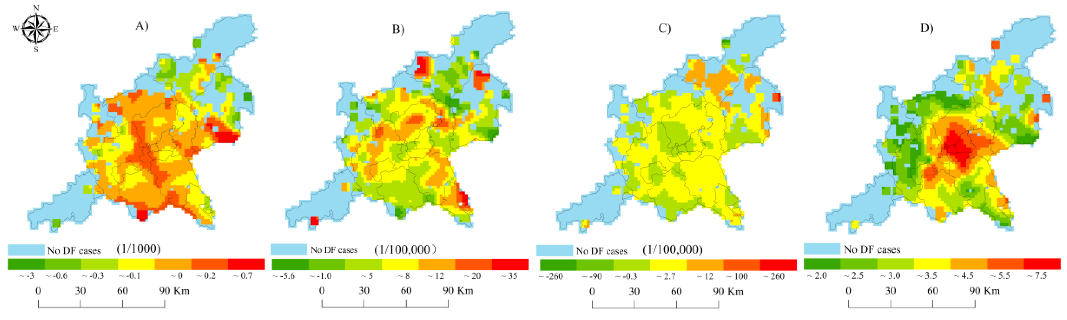 IJERPH | Free Full-Text | Exploring Determinants of Spatial
