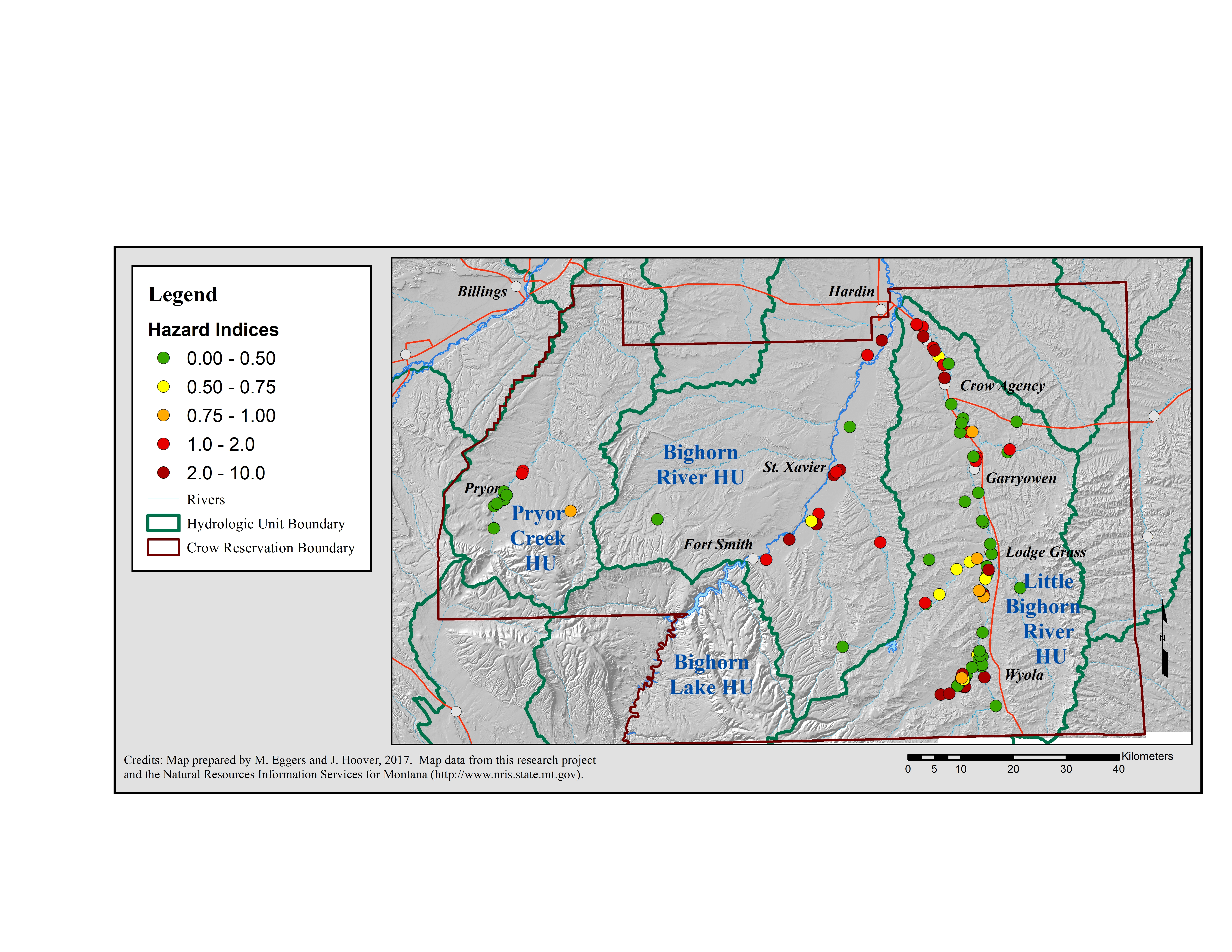Crow Reservation Montana Map.Ijerph Free Full Text Community Engaged Cumulative Risk