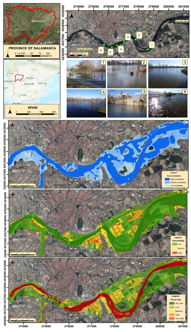 IJERPH | Free Full-Text | Flood Risk Evaluation in Urban