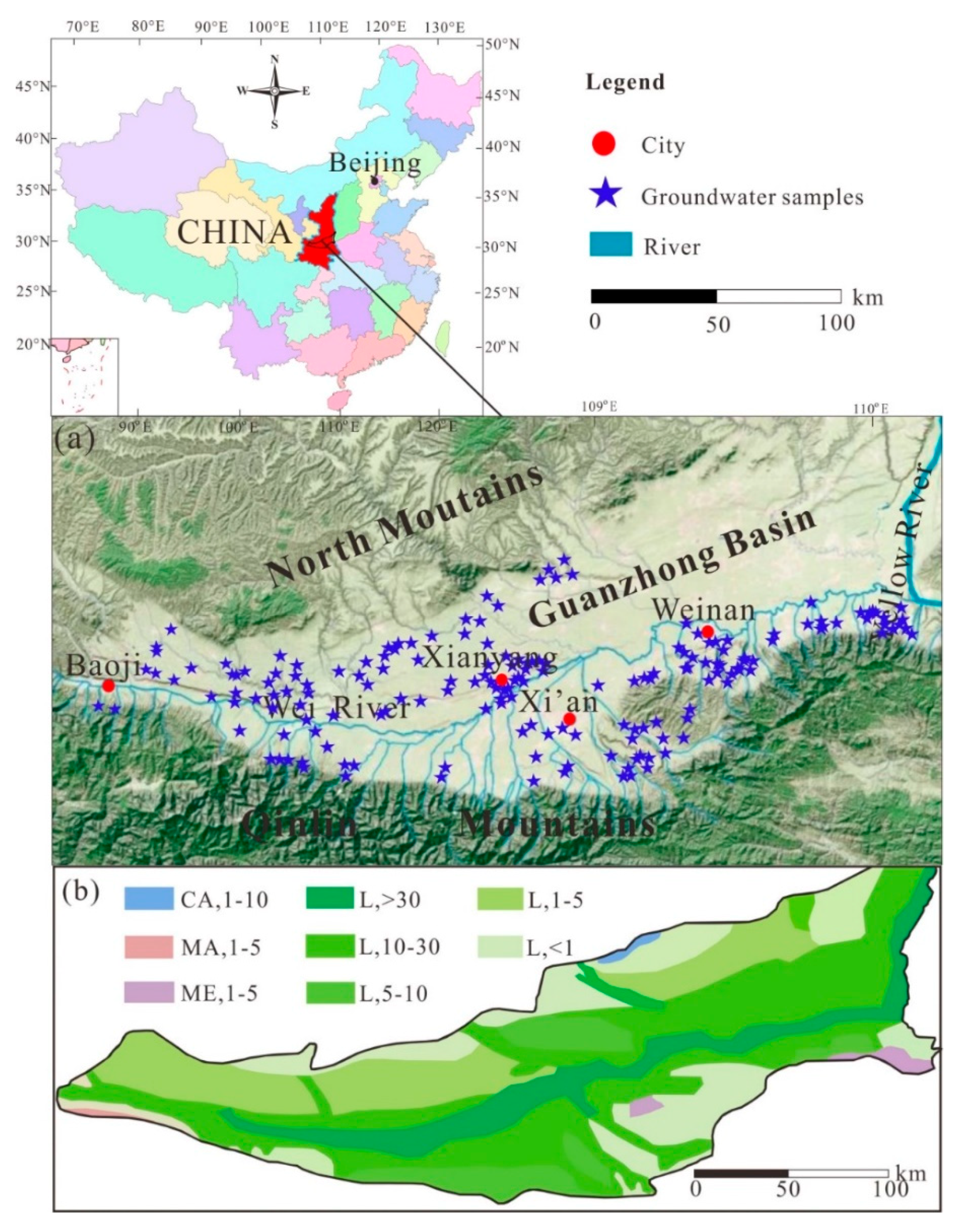 IJERPH   Free Full-Text   Assessment of Groundwater Quality ...
