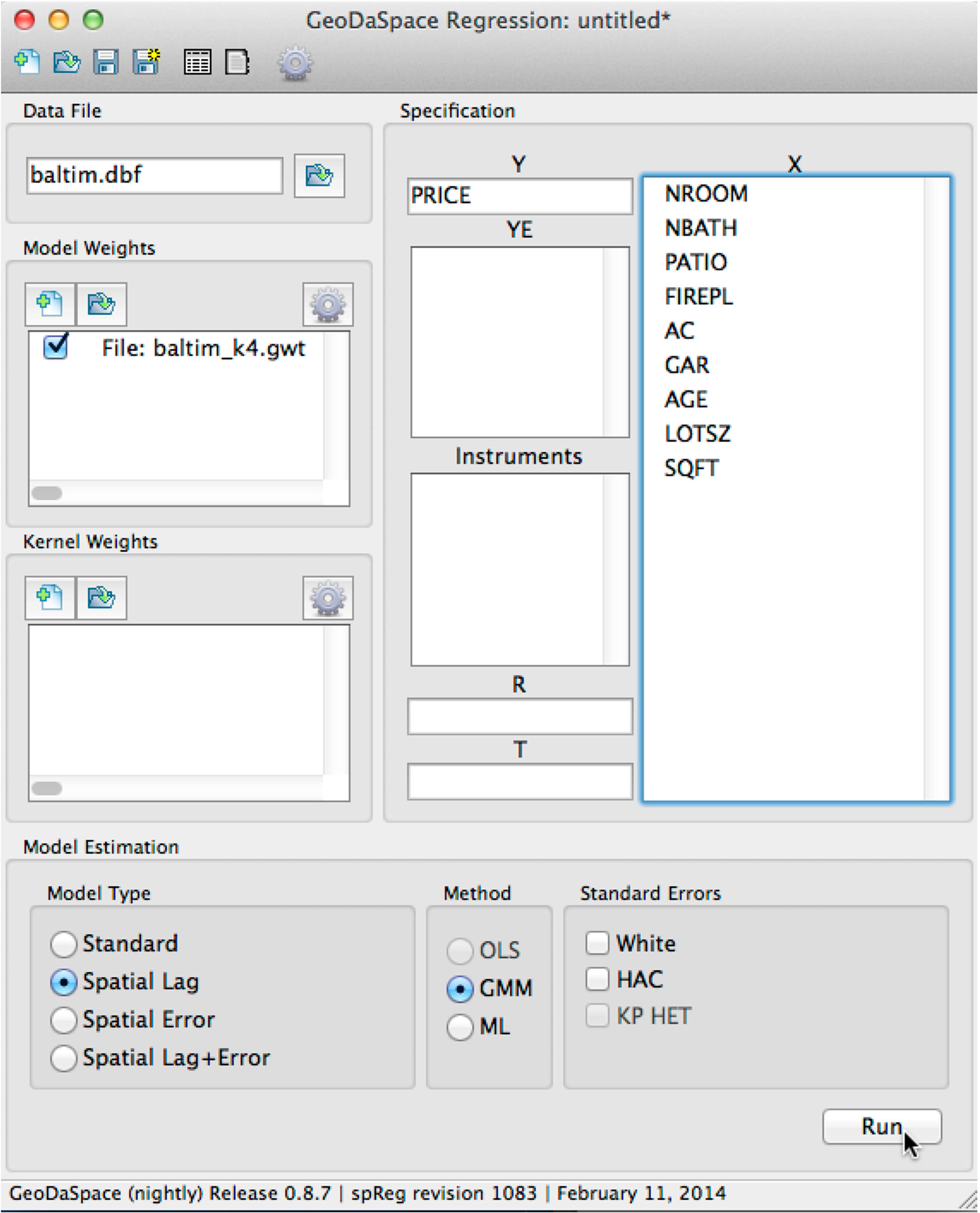 IJGI   Free Full-Text   Open Geospatial Analytics with PySAL   HTML