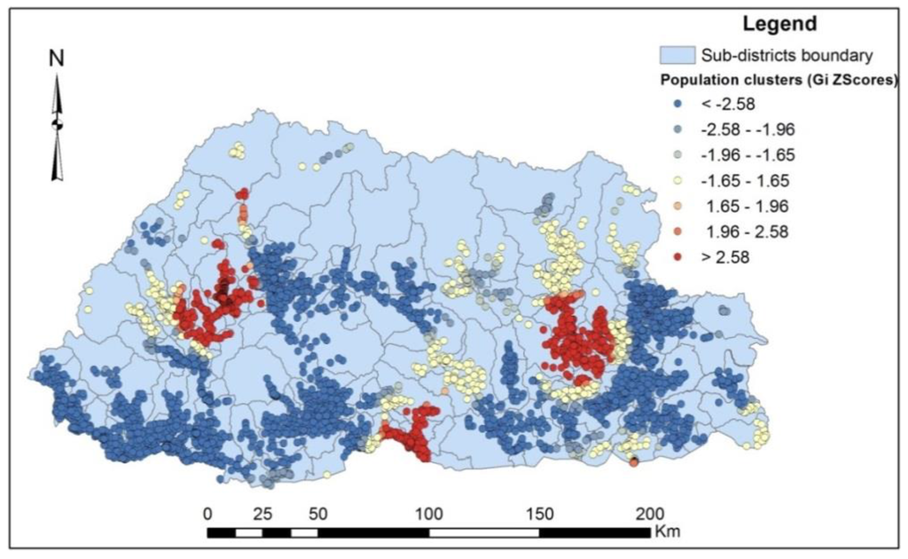 spatial distribution of the primary health Methods to analyse the spatial accessibility to urban primary-care centres   spatial distribution of health centres in kermanshah needed to be.