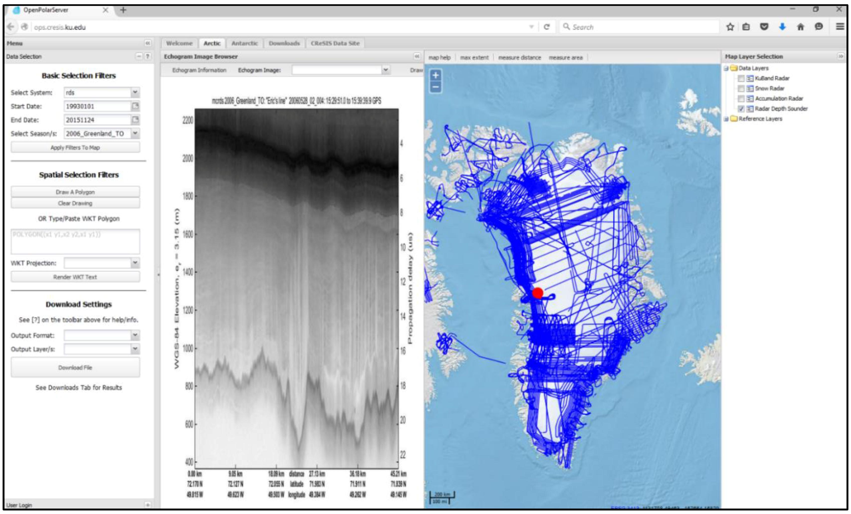 IJGI | Free Full-Text | Open Polar Server (OPS)—An Open