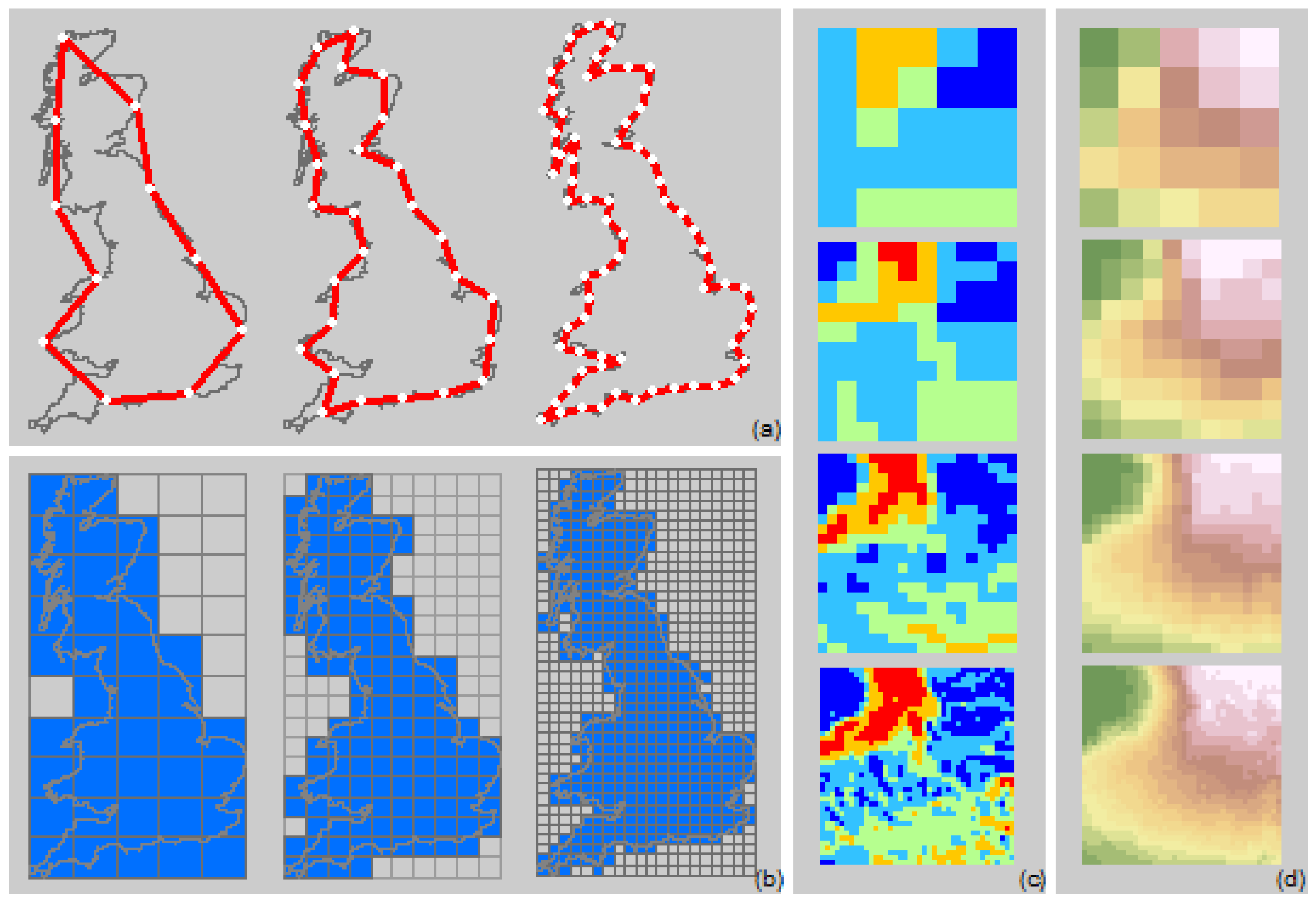 IJGI | Free Full-Text | A Fractal Perspective on Scale in