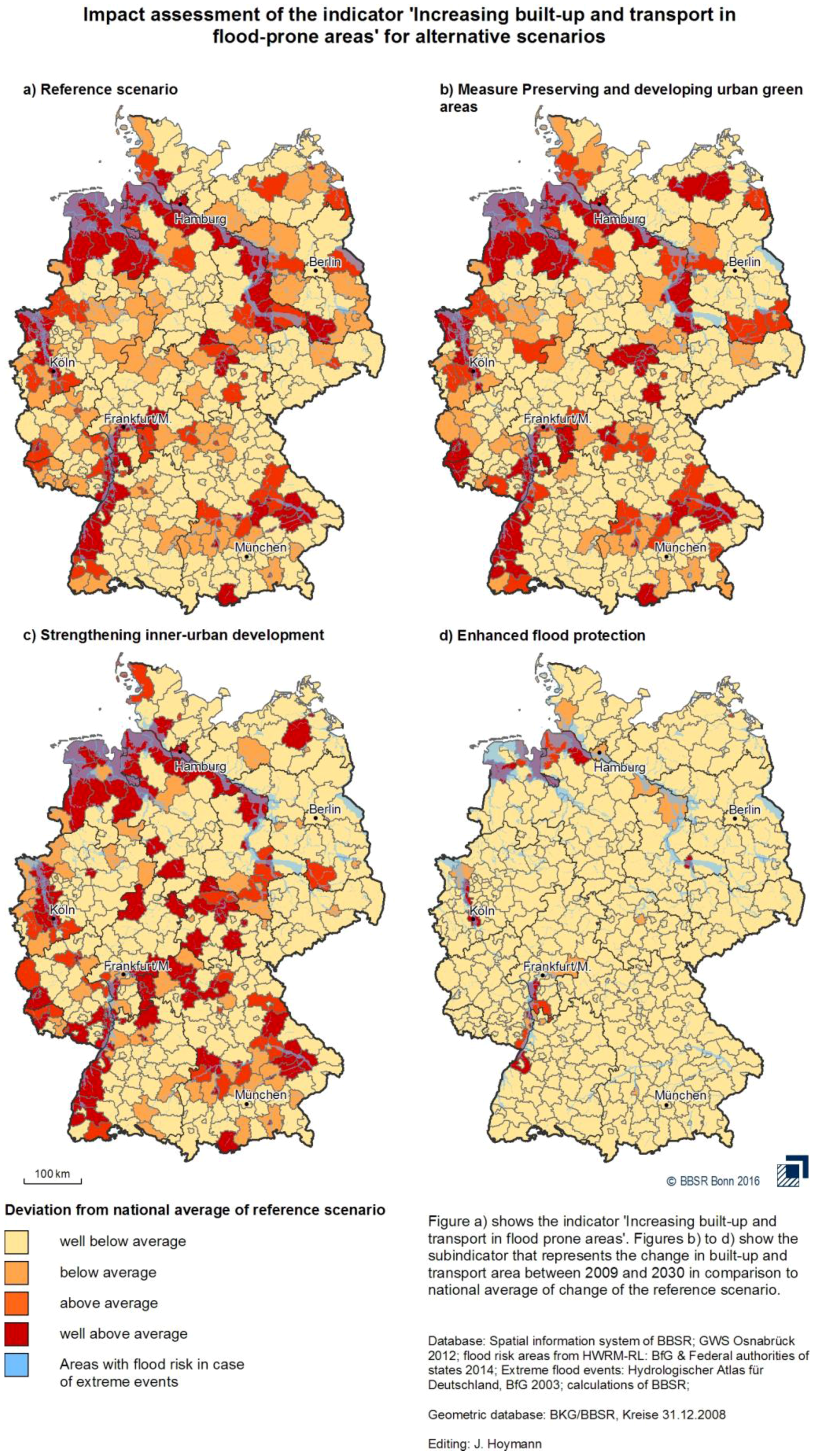 IJGI   Free Full-Text   Simulation and Evaluation of Urban Growth ...