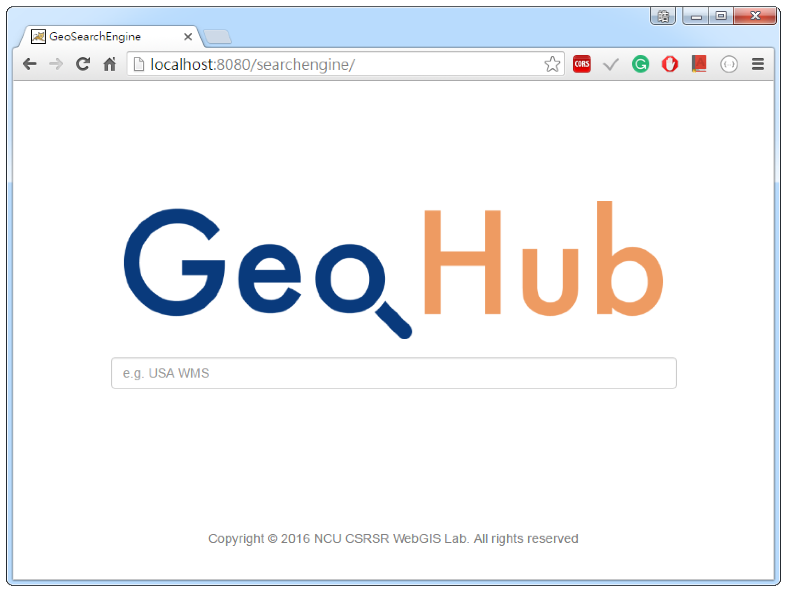 IJGI | Free Full-Text | GeoWeb Crawler: An Extensible and