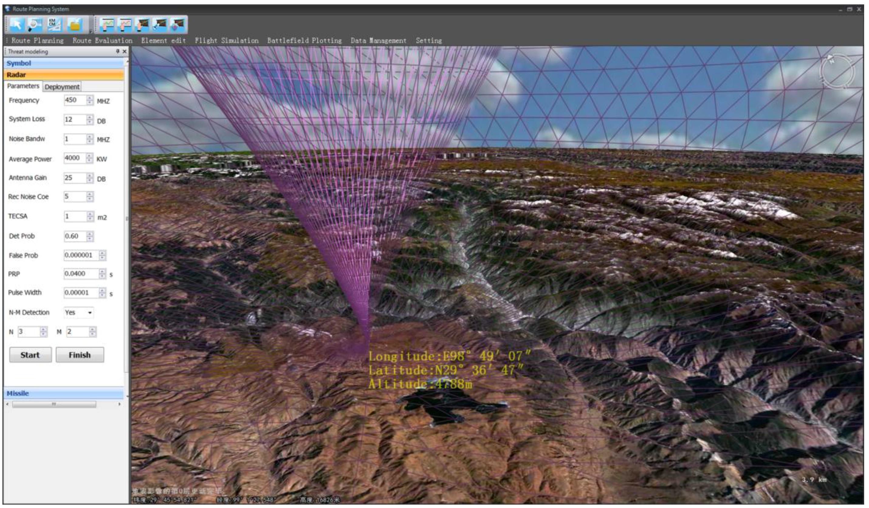 Route-planning software guides autonomous drones through cluttered spaces