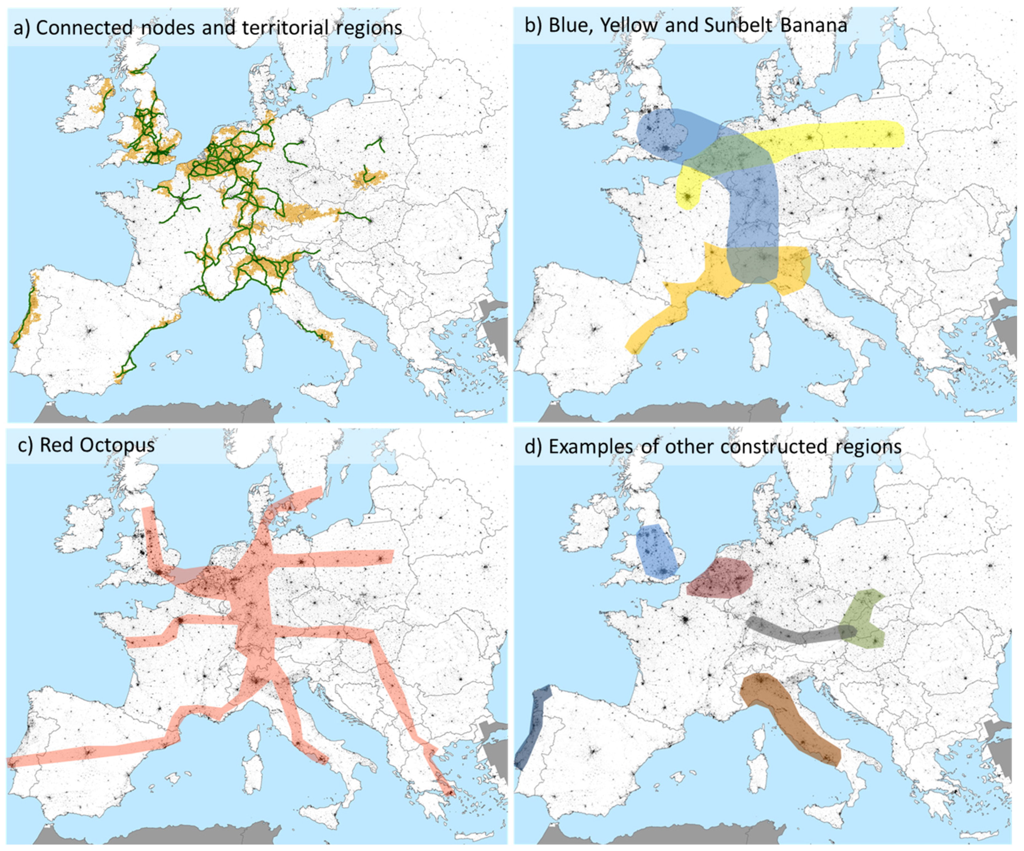 Ijgi Free Full Text Regions Set In Stonedelimiting And