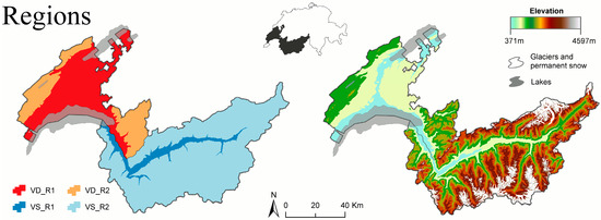 Spatial Dynamic Modelling of Future Scenarios of Land Use Change in Vaud and Valais, Western Switzerland