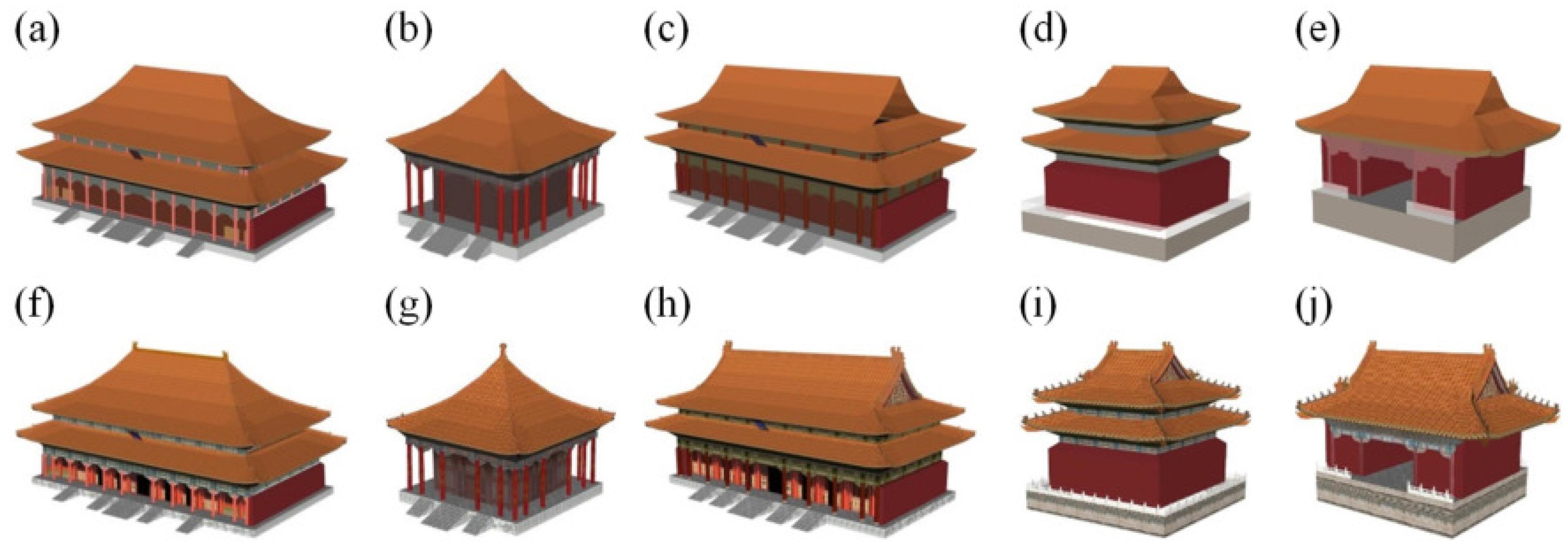 Ijgi Free Full Text Semantic 3d Modeling Based On