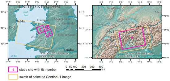 A Comparison of Terrain Indices toward Their Ability in Assisting Surface Water Mapping from Sentinel-1 Data