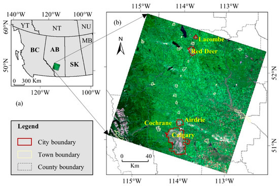 Pan-Sharpening of Landsat-8 Images and Its Application in Calculating Vegetation Greenness and Canopy Water Contents